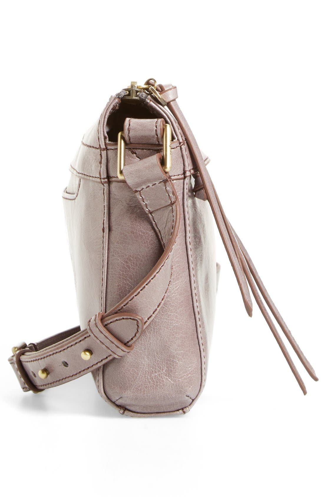 Tobey Leather Crossbody Bag,                             Alternate thumbnail 36, color,