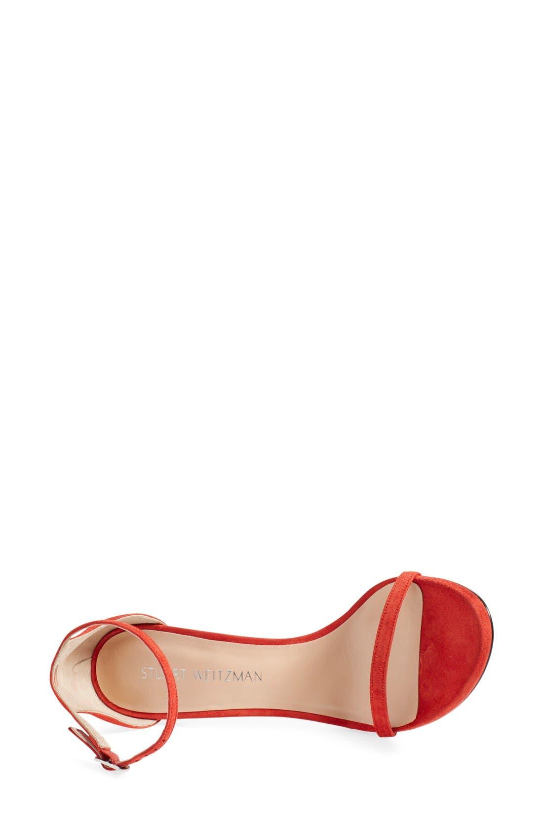 Nudistsong Ankle Strap Sandal,                             Alternate thumbnail 86, color,