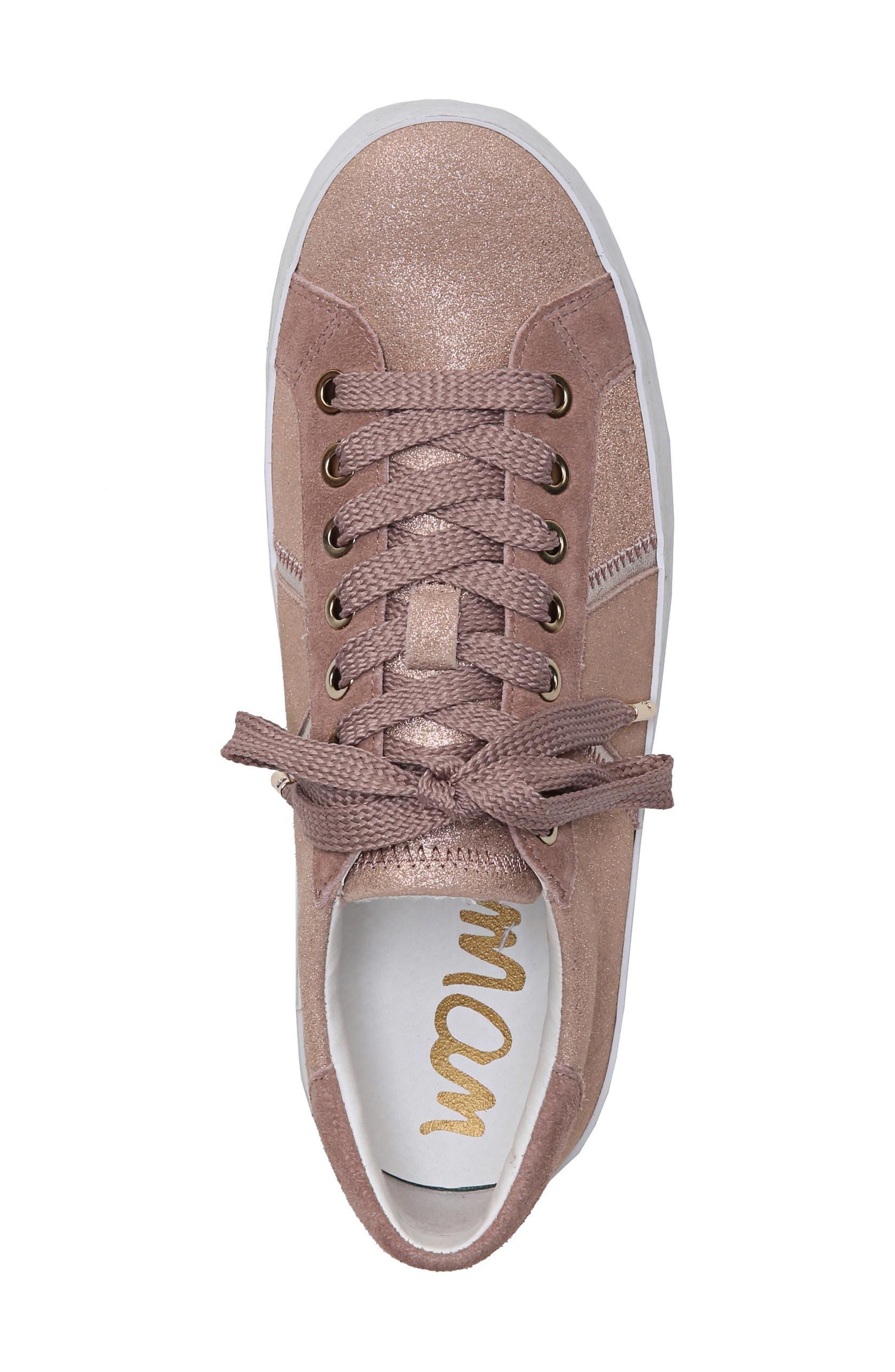 Baylee Sneaker,                             Alternate thumbnail 6, color,                             650