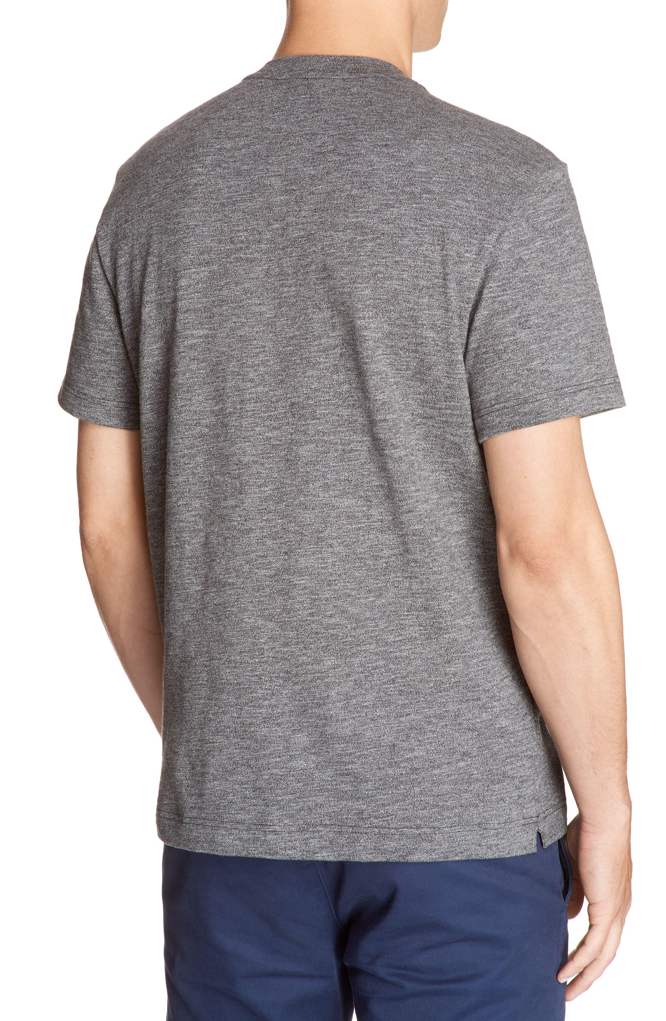 Henley T-Shirt,                             Alternate thumbnail 2, color,                             360