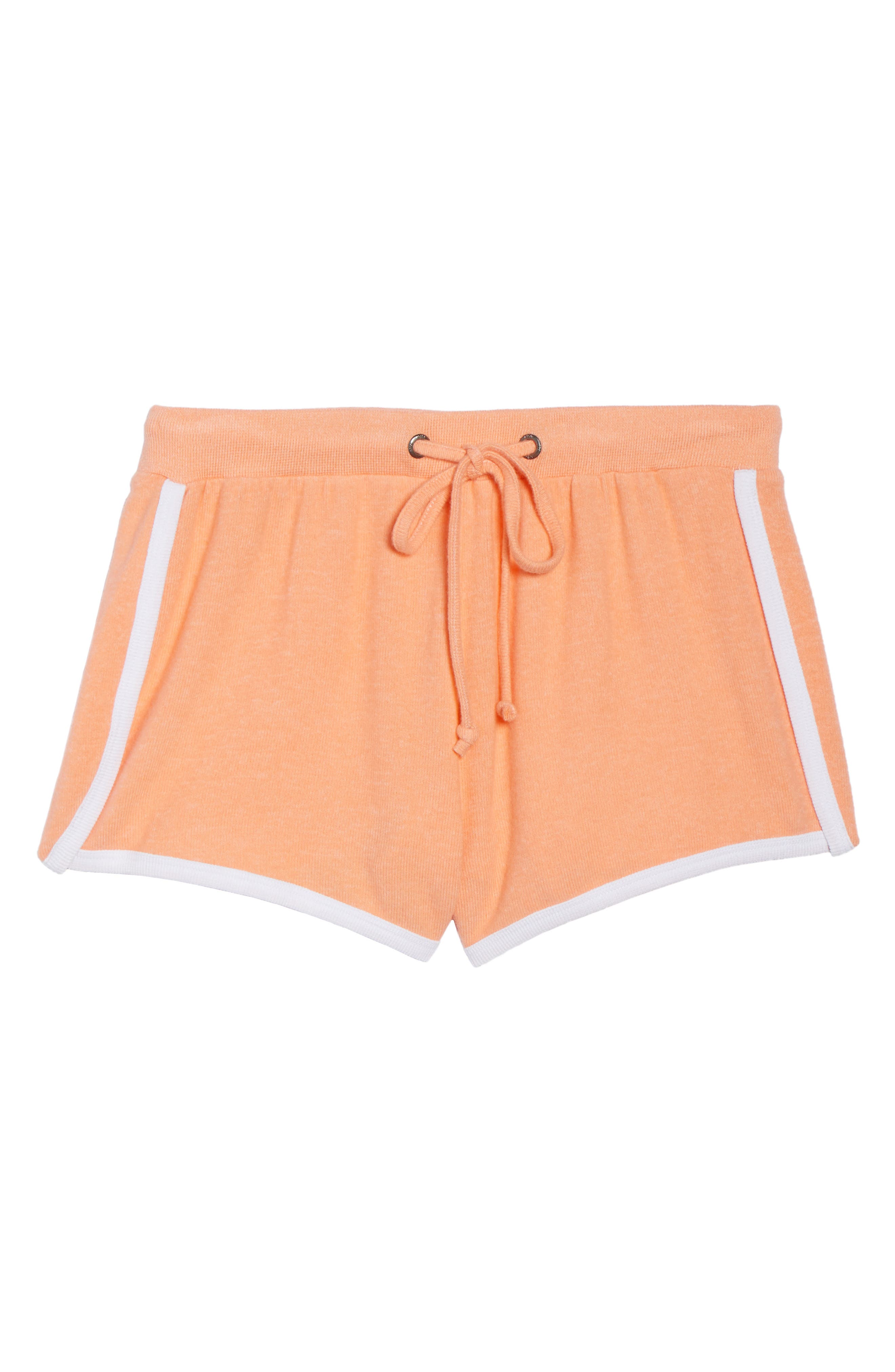 Too Cool Shorts,                             Alternate thumbnail 6, color,                             CORAL PINK