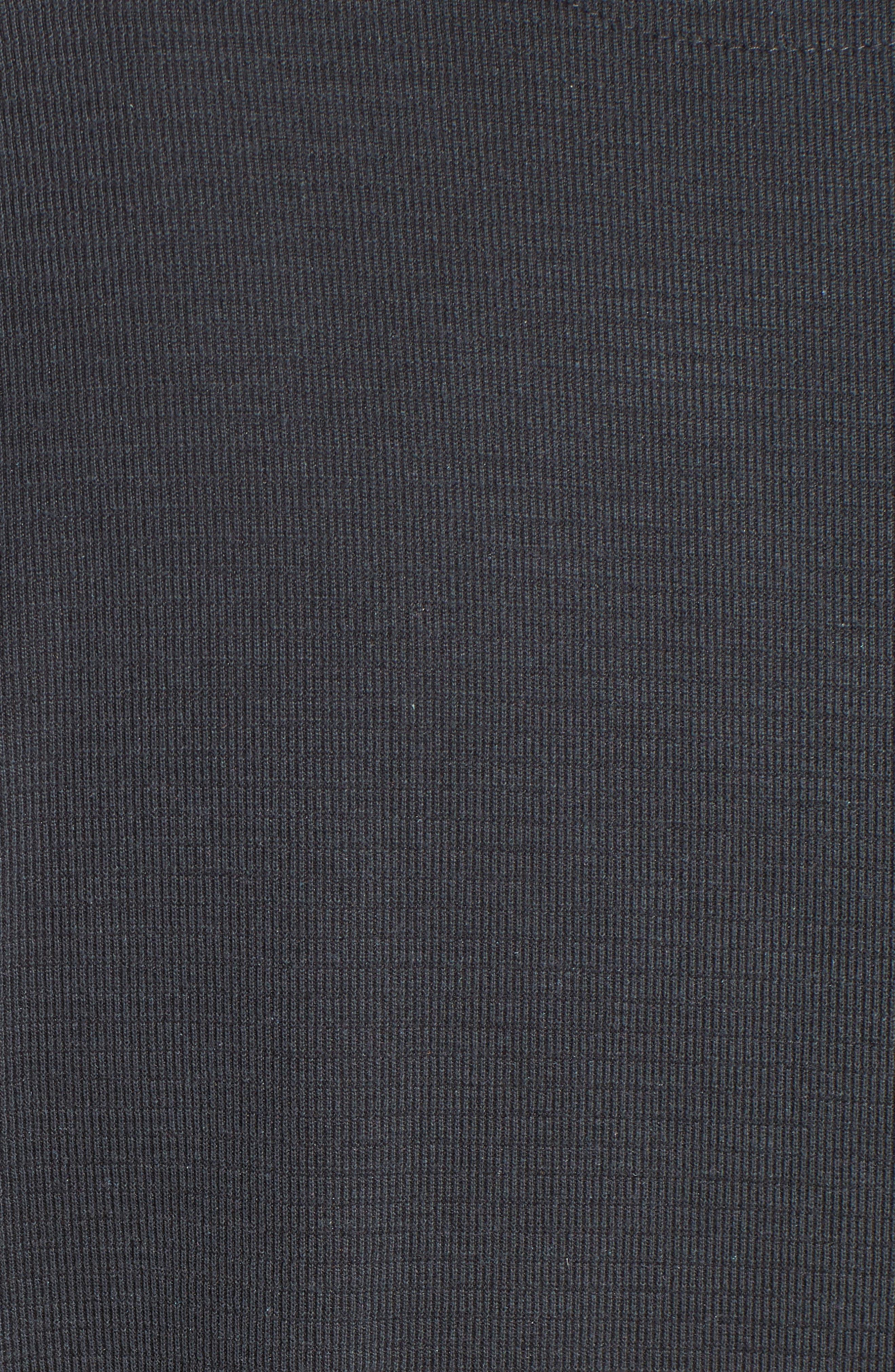Crewneck T-Shirt,                             Alternate thumbnail 5, color,                             001