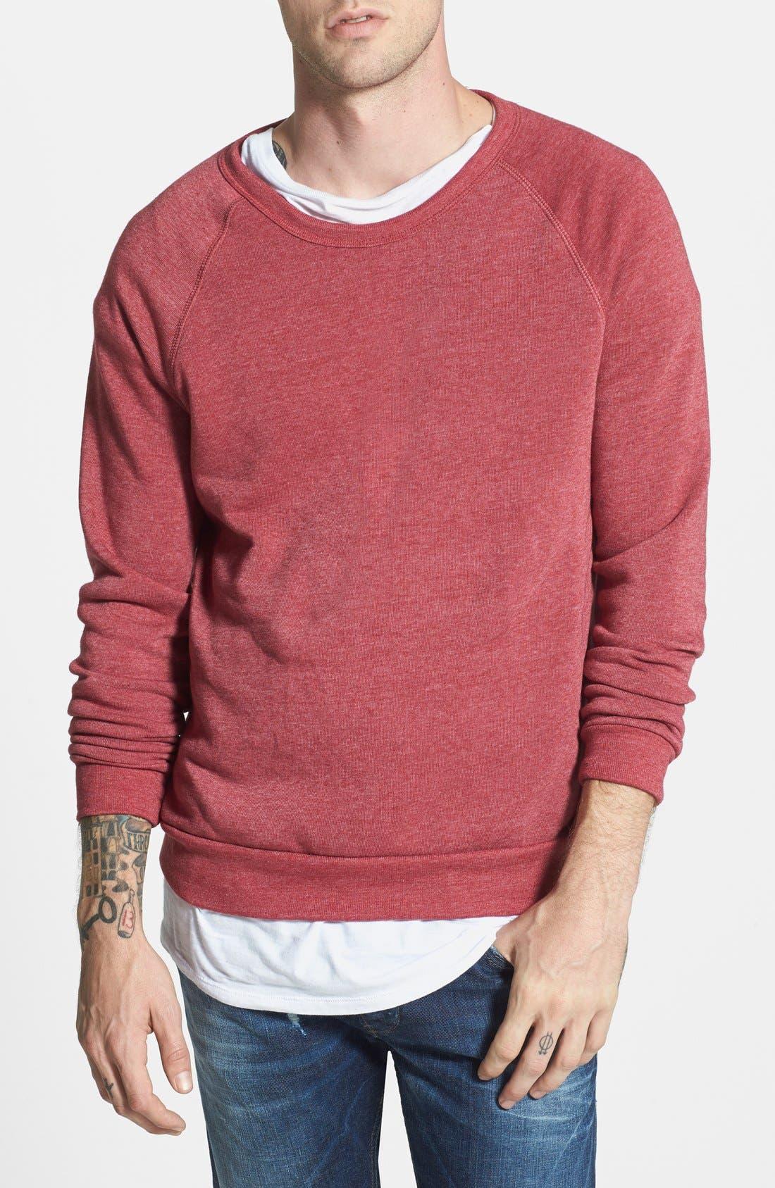 'The Champ' Sweatshirt,                             Main thumbnail 16, color,