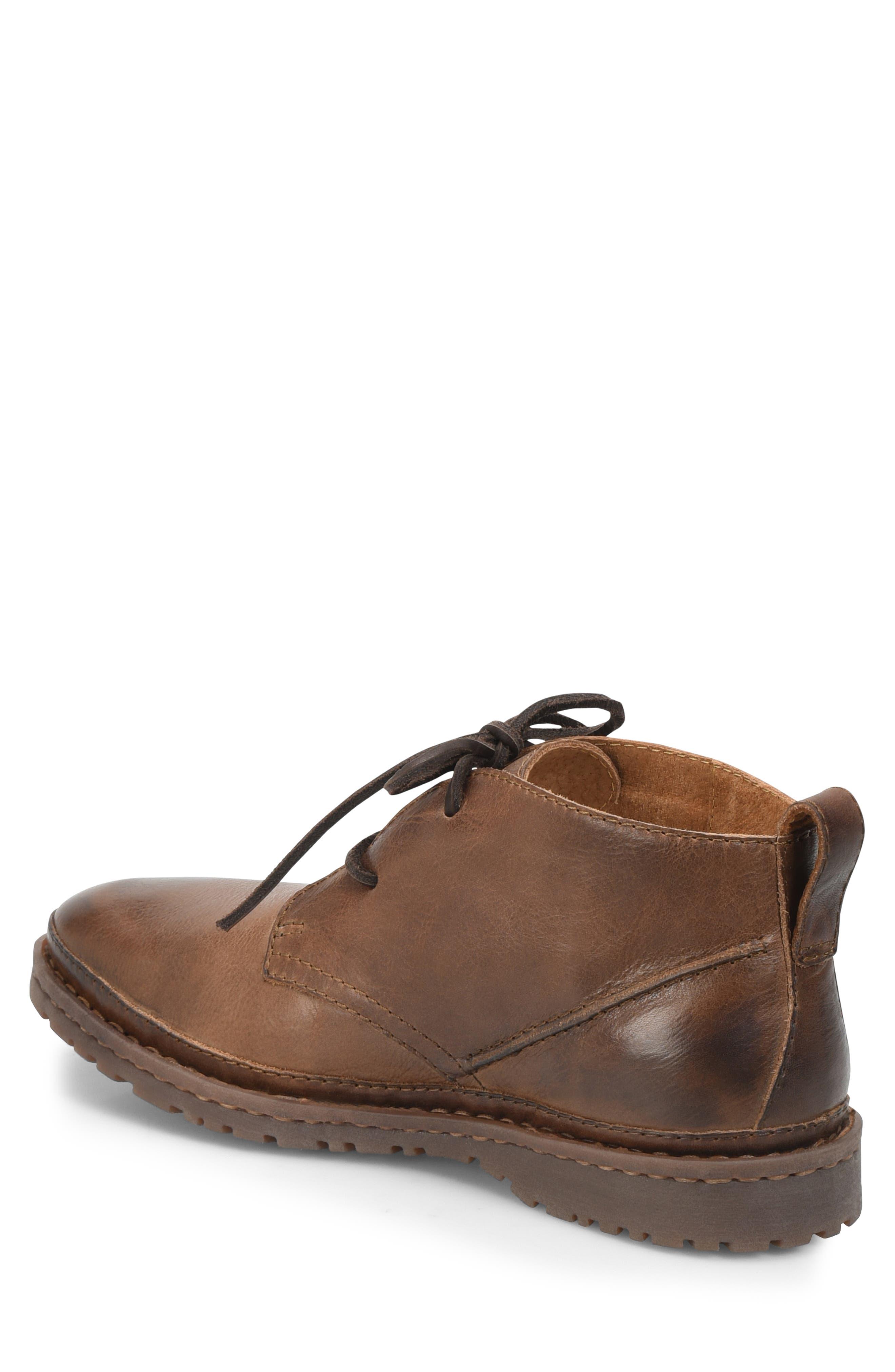 Elk II Chukka Boot,                             Alternate thumbnail 2, color,                             BROWN/BROWN LEATHER