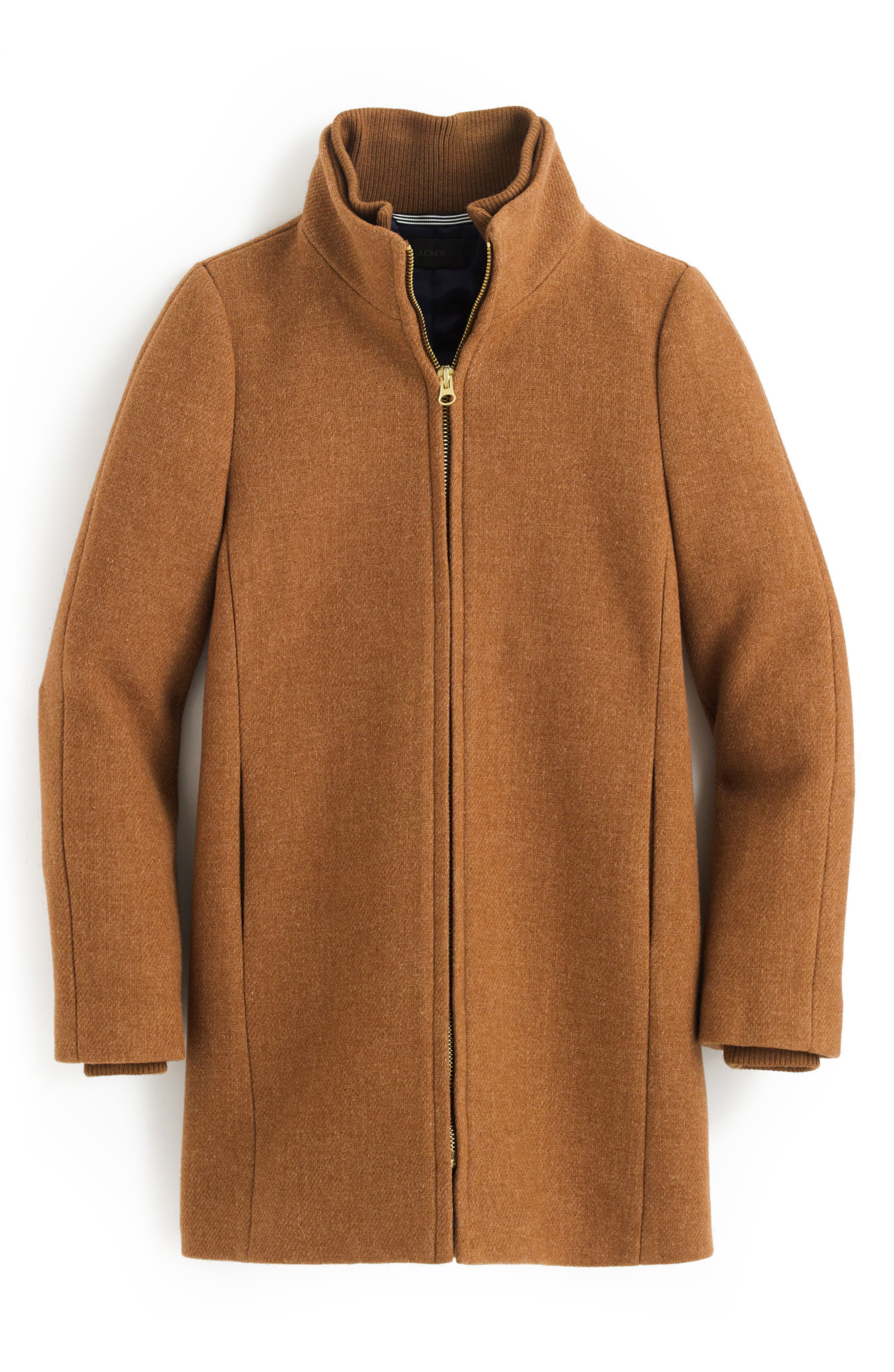 Yulia Wool Blend Coat,                             Main thumbnail 2, color,