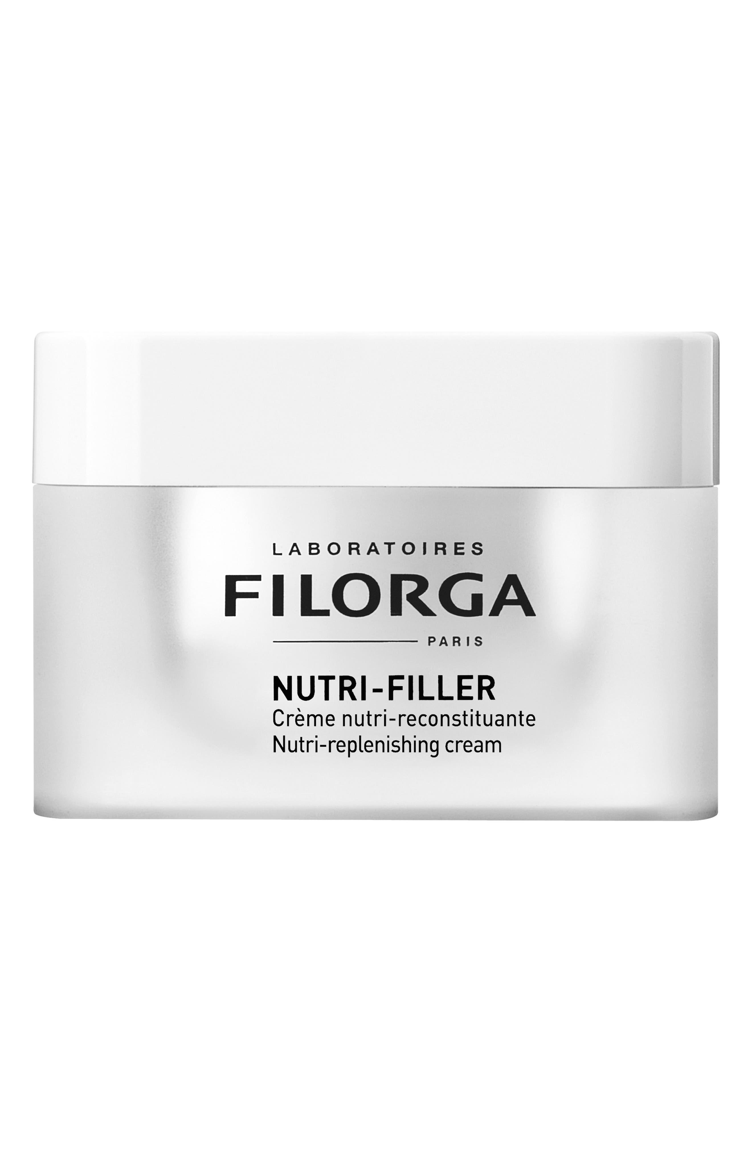 'Nutri-Filler<sup>®</sup>' Nutri-Replenishing Cream,                         Main,                         color, NO COLOR