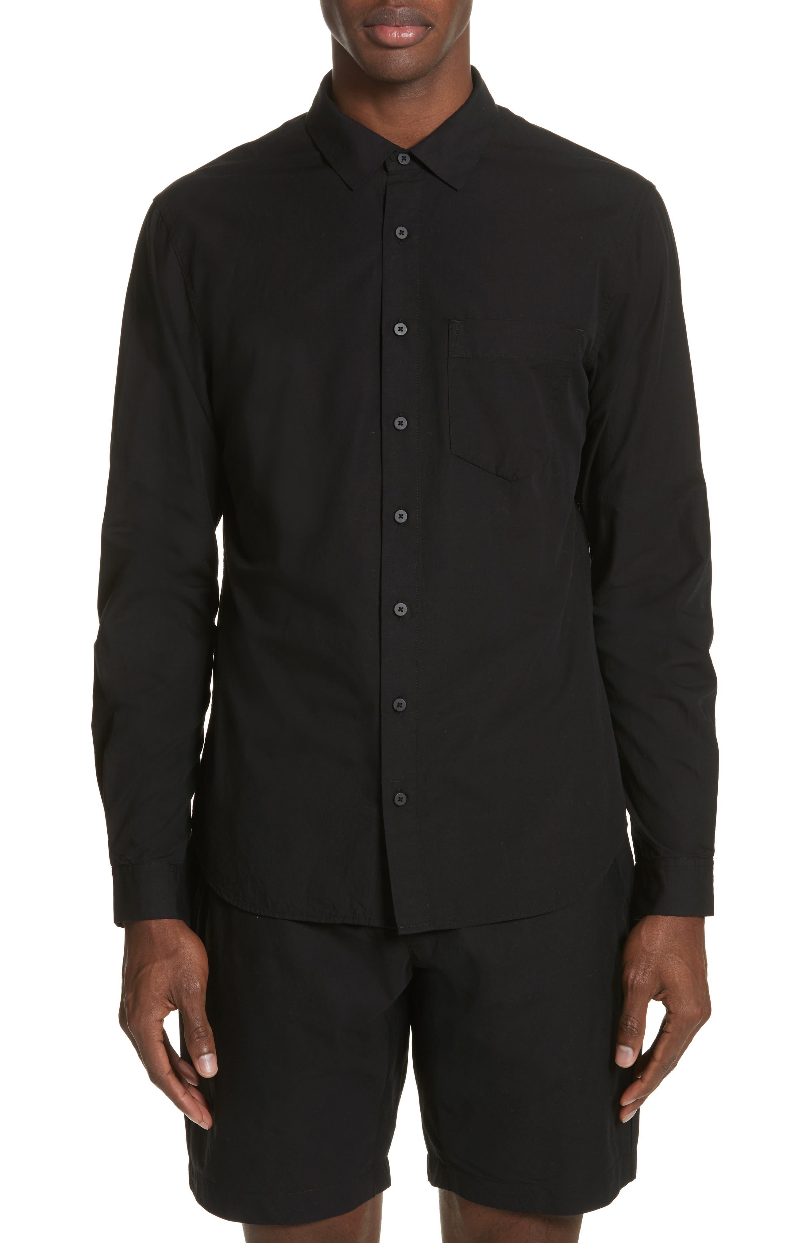 Officer Shirt,                             Main thumbnail 1, color,                             001