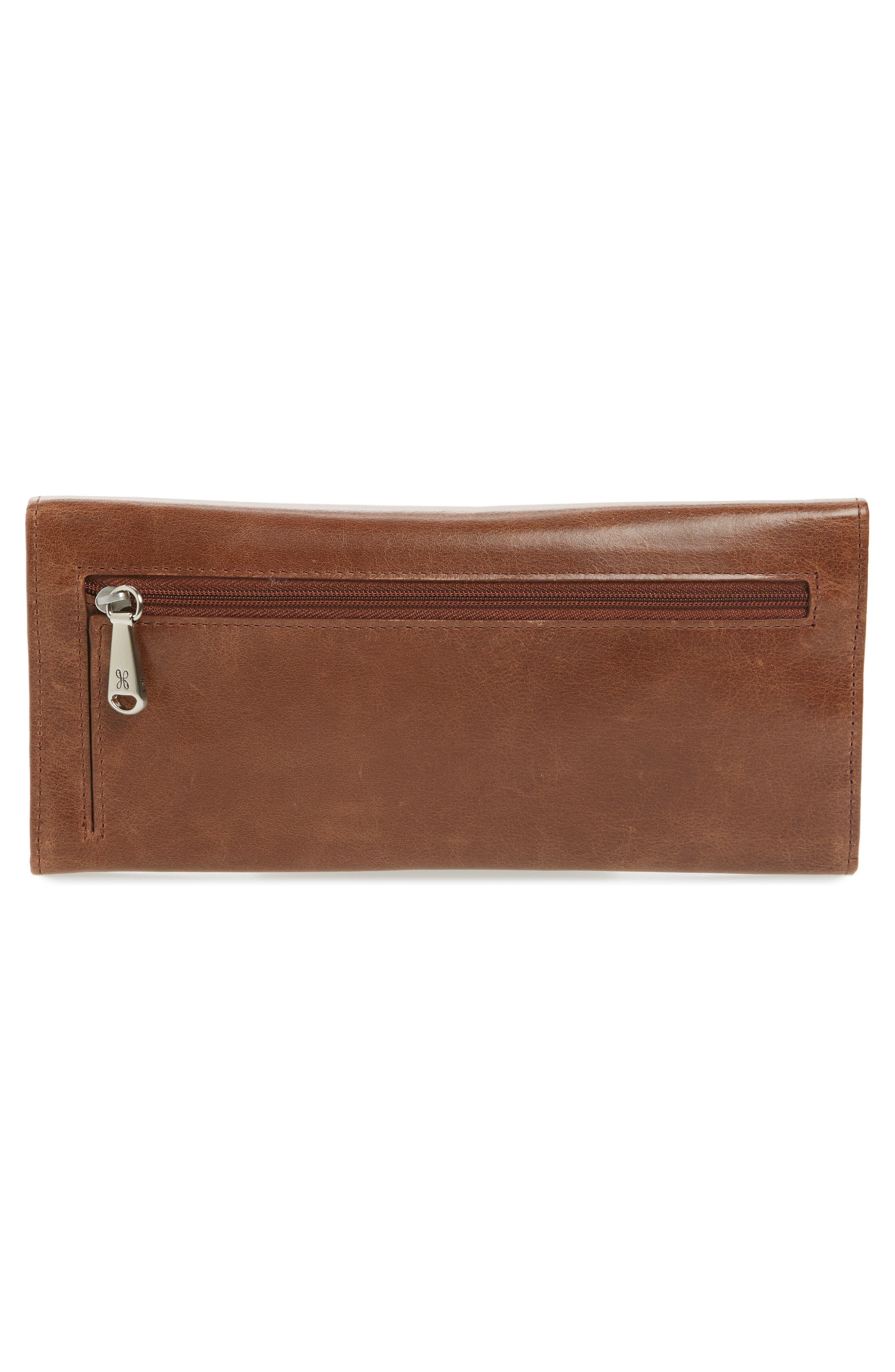 'Sadie' Leather Wallet,                             Alternate thumbnail 119, color,