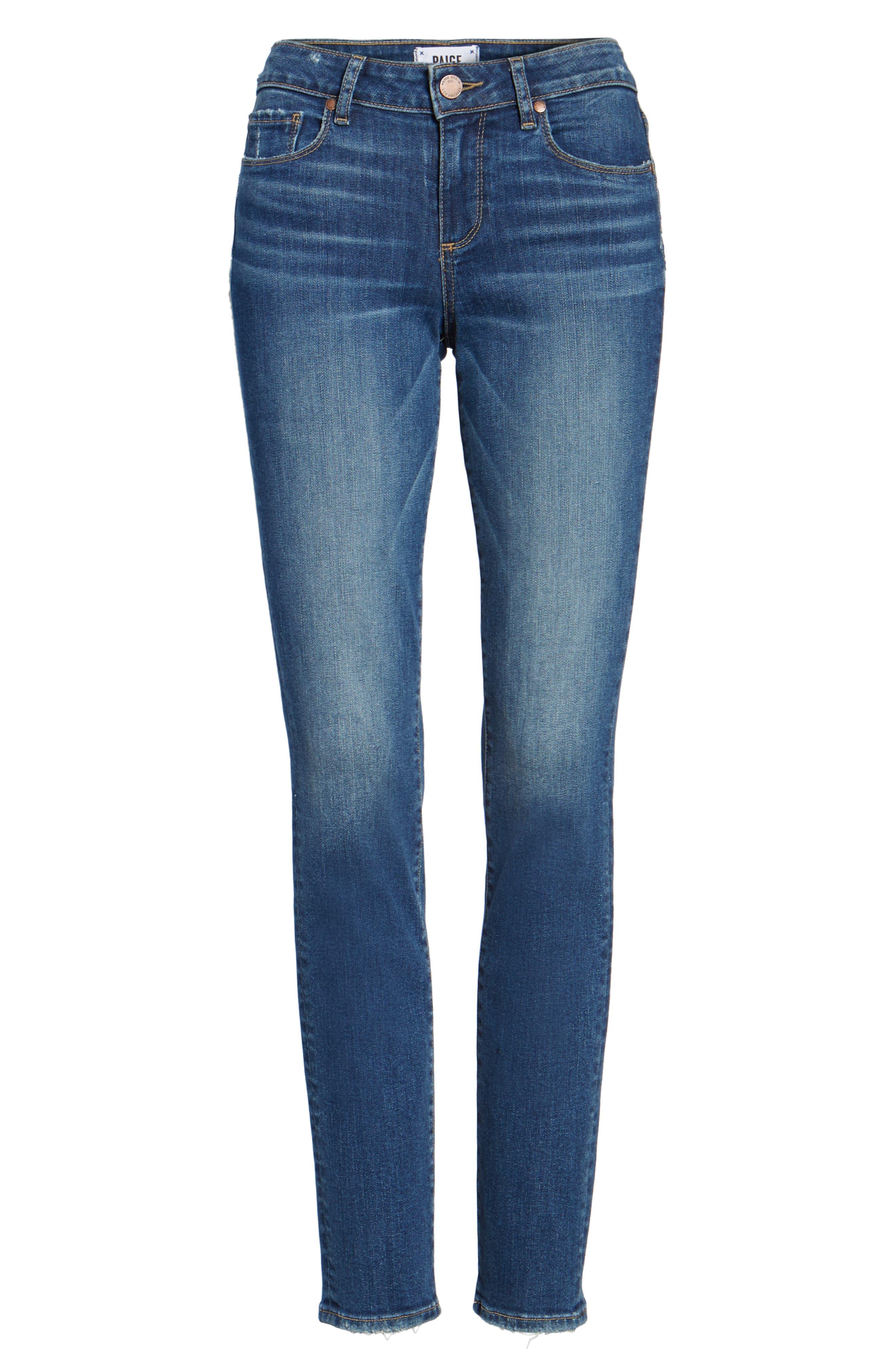 Skyline Skinny Jeans,                             Alternate thumbnail 7, color,                             400