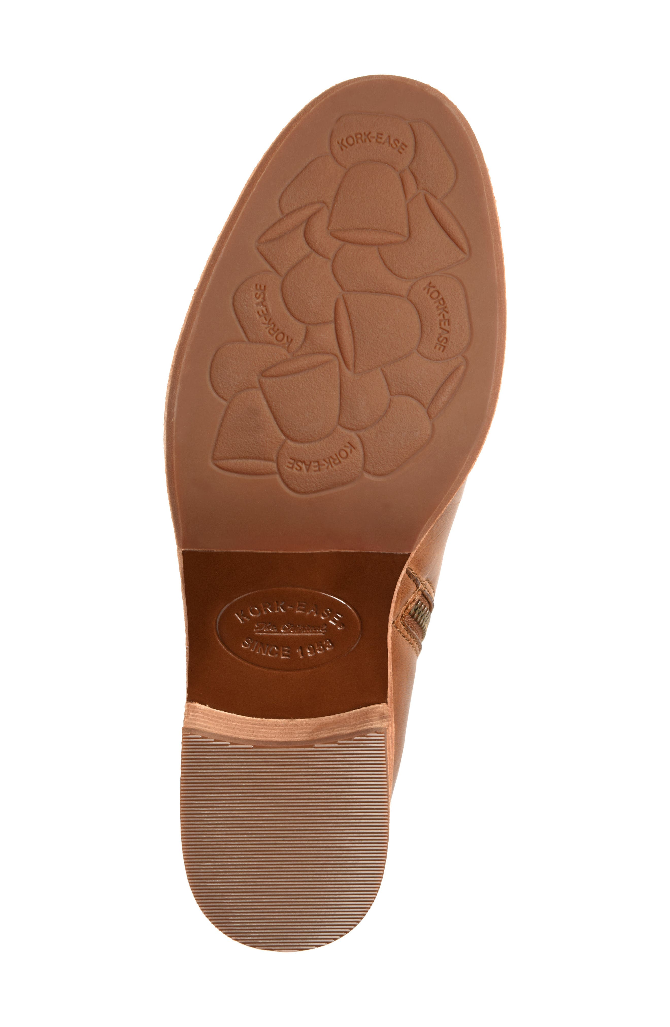 Mesa Boot,                             Alternate thumbnail 6, color,                             BROWN LEATHER