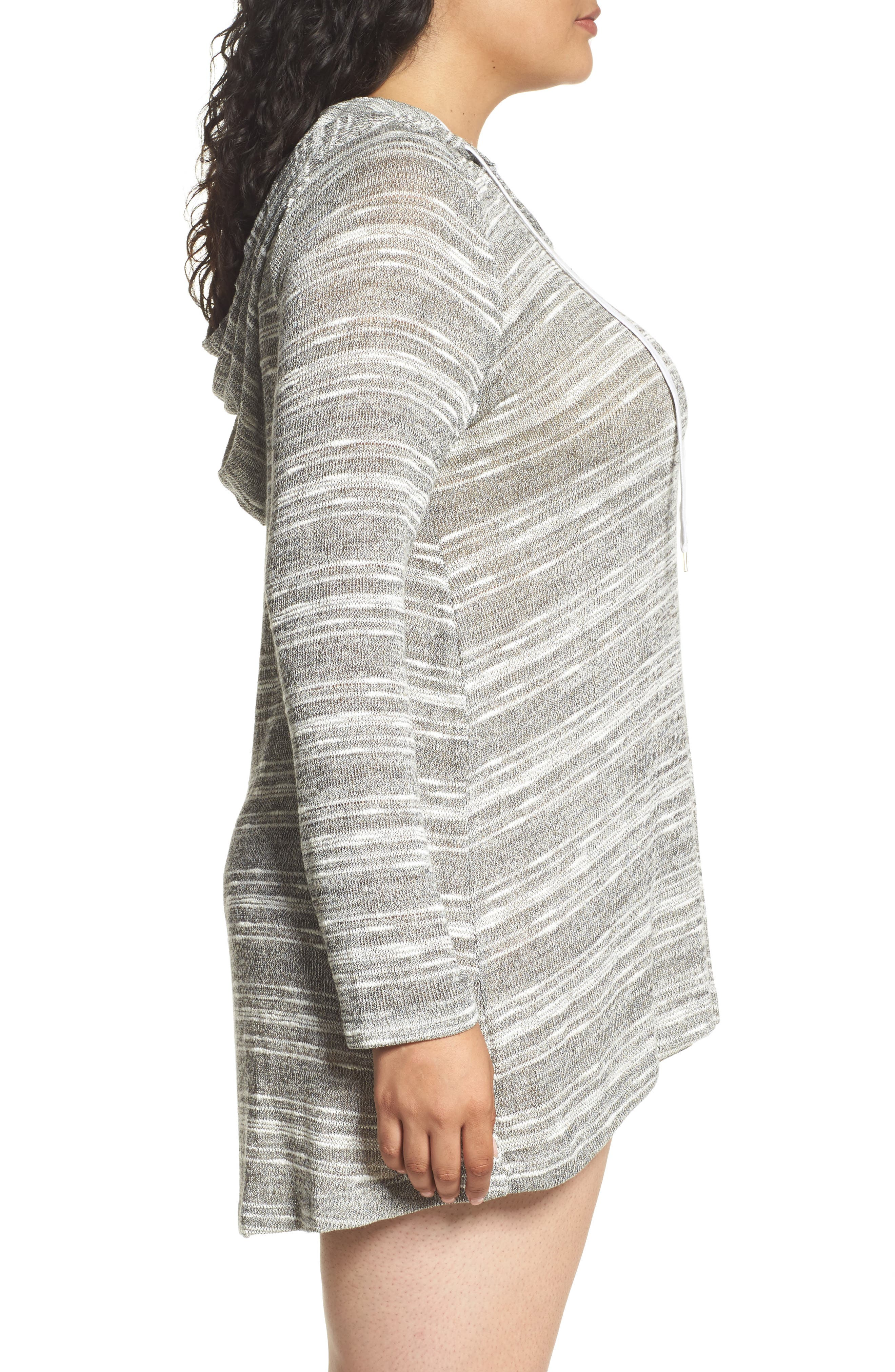 Cover-Up Tunic,                             Alternate thumbnail 3, color,                             001