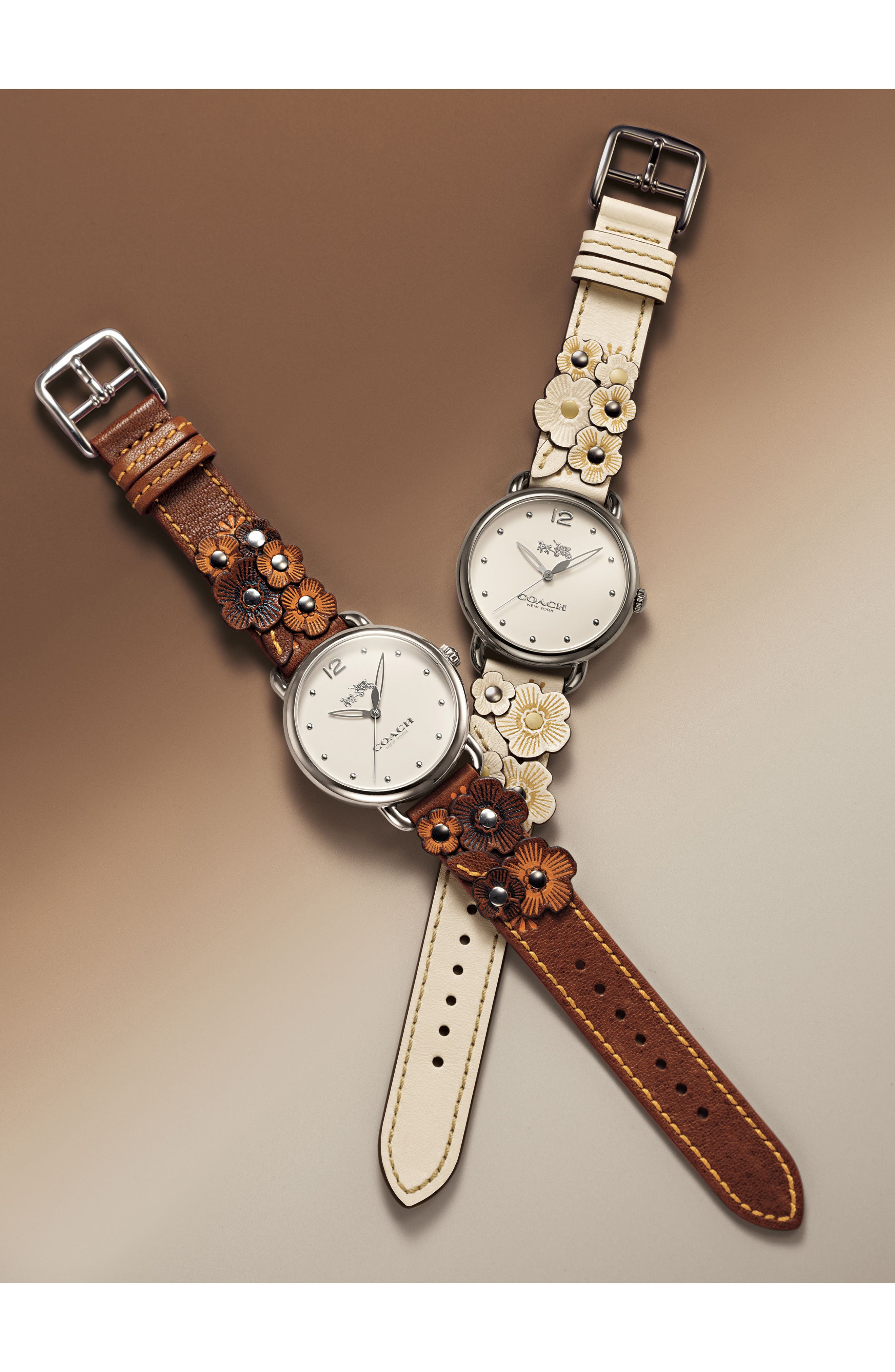 Delancey Leather Strap Watch, 36mm,                             Alternate thumbnail 15, color,