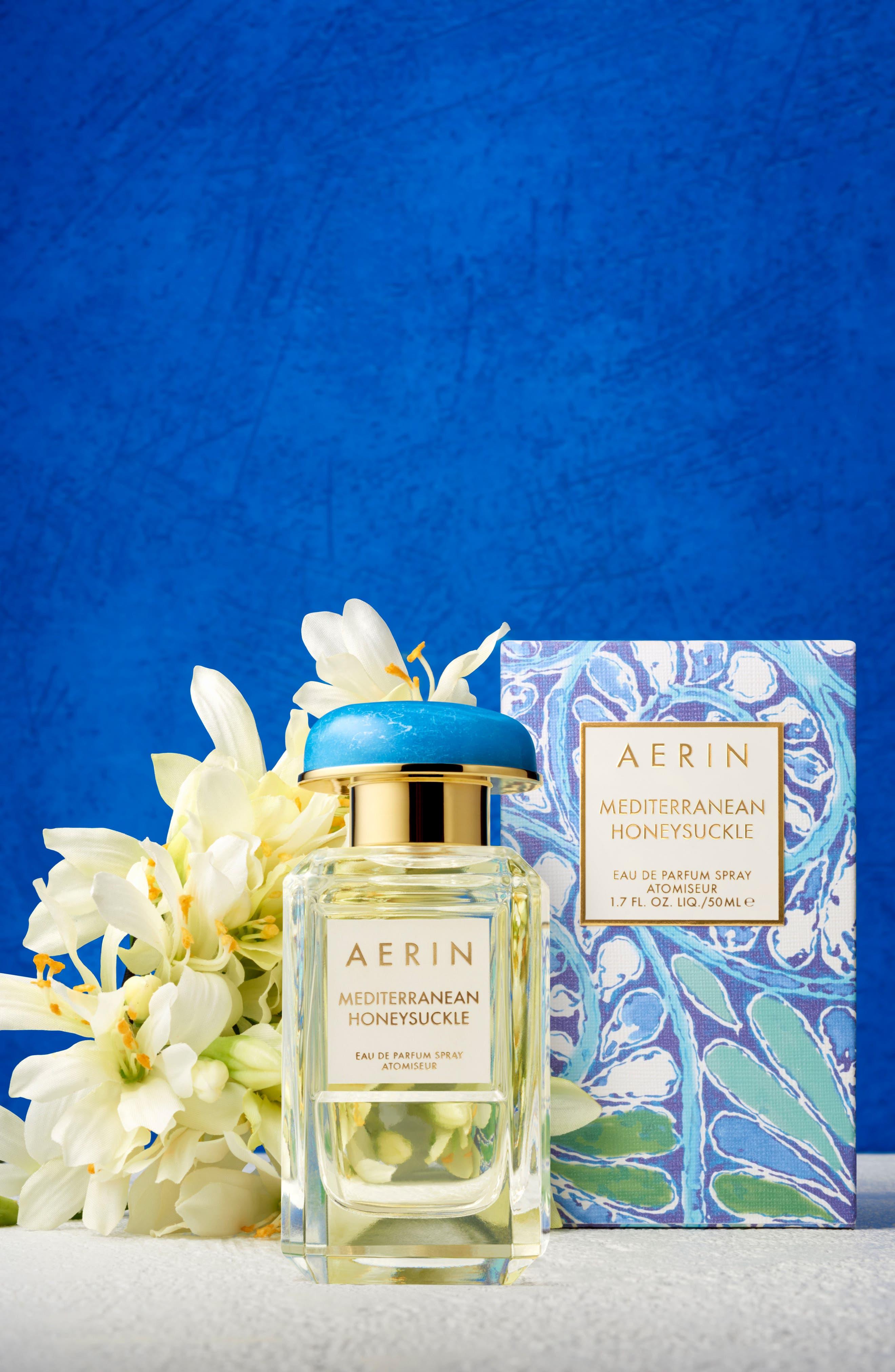 AERIN Beauty Mediterranean Honeysuckle Eau de Parfum,                             Alternate thumbnail 5, color,                             NO COLOR