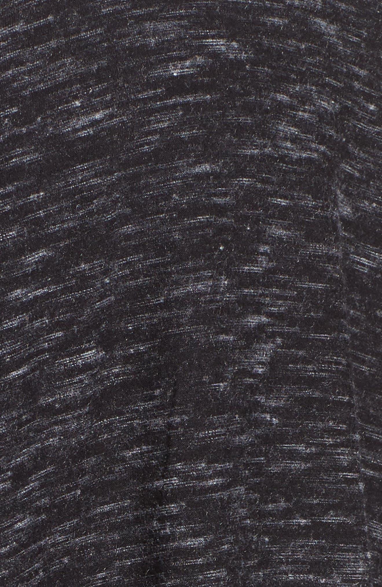 Drishti Wrap Top,                             Alternate thumbnail 6, color,                             001