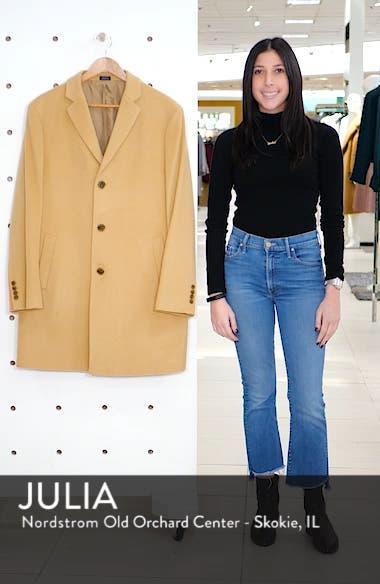 Mason Wool & Cashmere Overcoat, sales video thumbnail