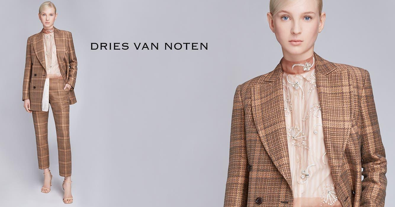 Dries Van Noten.