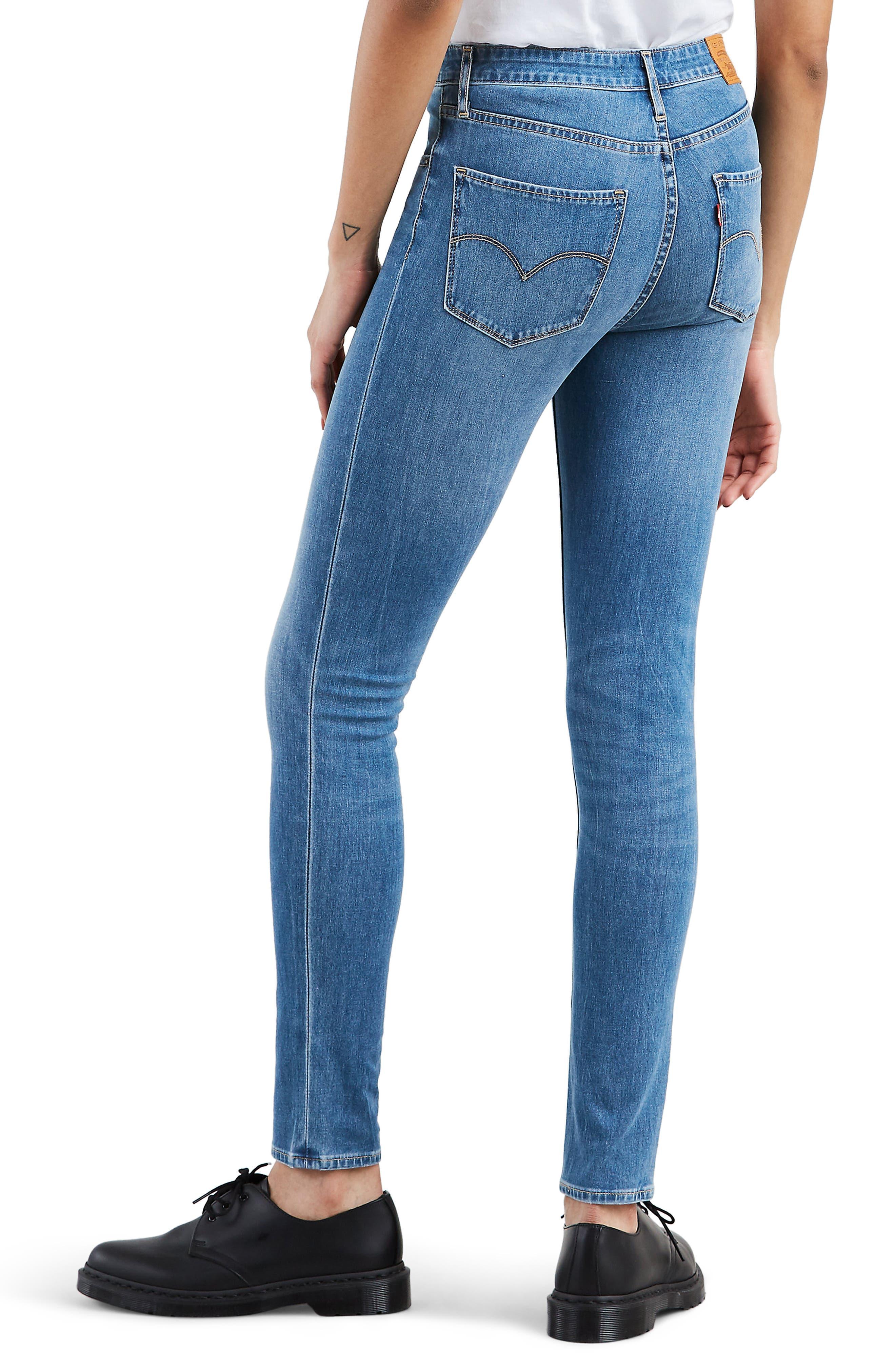 LEVI'S<SUP>®</SUP>,                             721<sup>™</sup> High Waist Skinny Jeans,                             Alternate thumbnail 2, color,                             L.O.L.