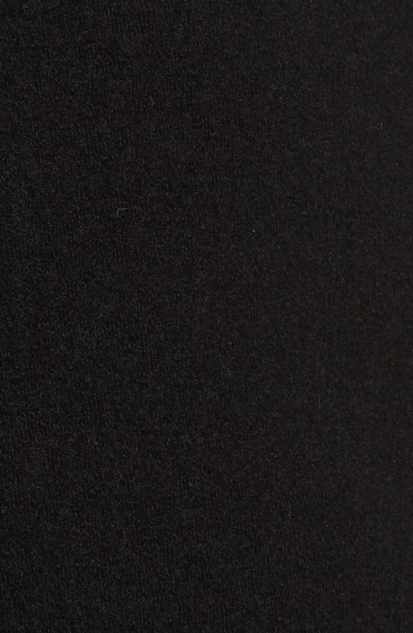 UGG<SUP>®</SUP>,                             Merino Wool Jogger Pants,                             Alternate thumbnail 5, color,                             001