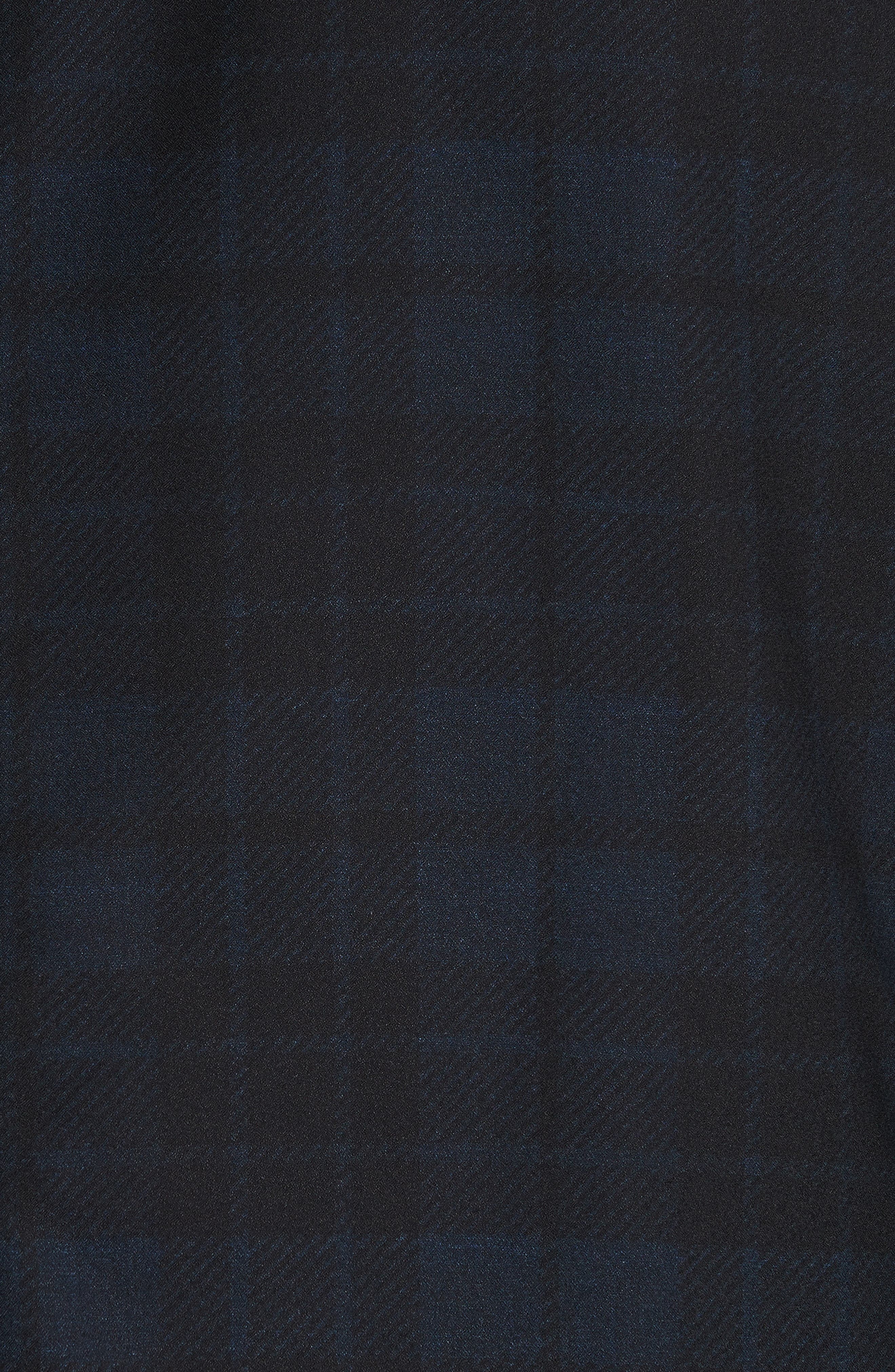 Regular Fit Reversible Raincoat,                             Alternate thumbnail 7, color,
