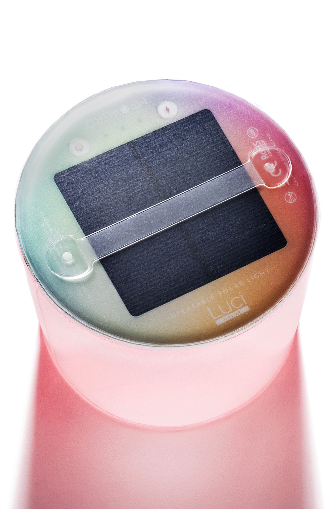 x Soda Luci Color Essence Inflatable Solar Lantern,                             Alternate thumbnail 2, color,                             NONE