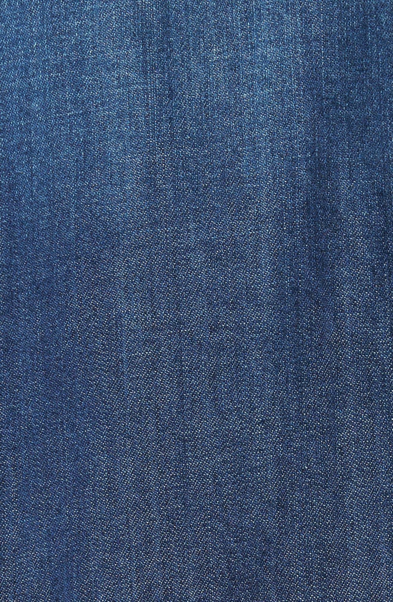 'Barstow' Denim Western Shirt,                             Alternate thumbnail 26, color,