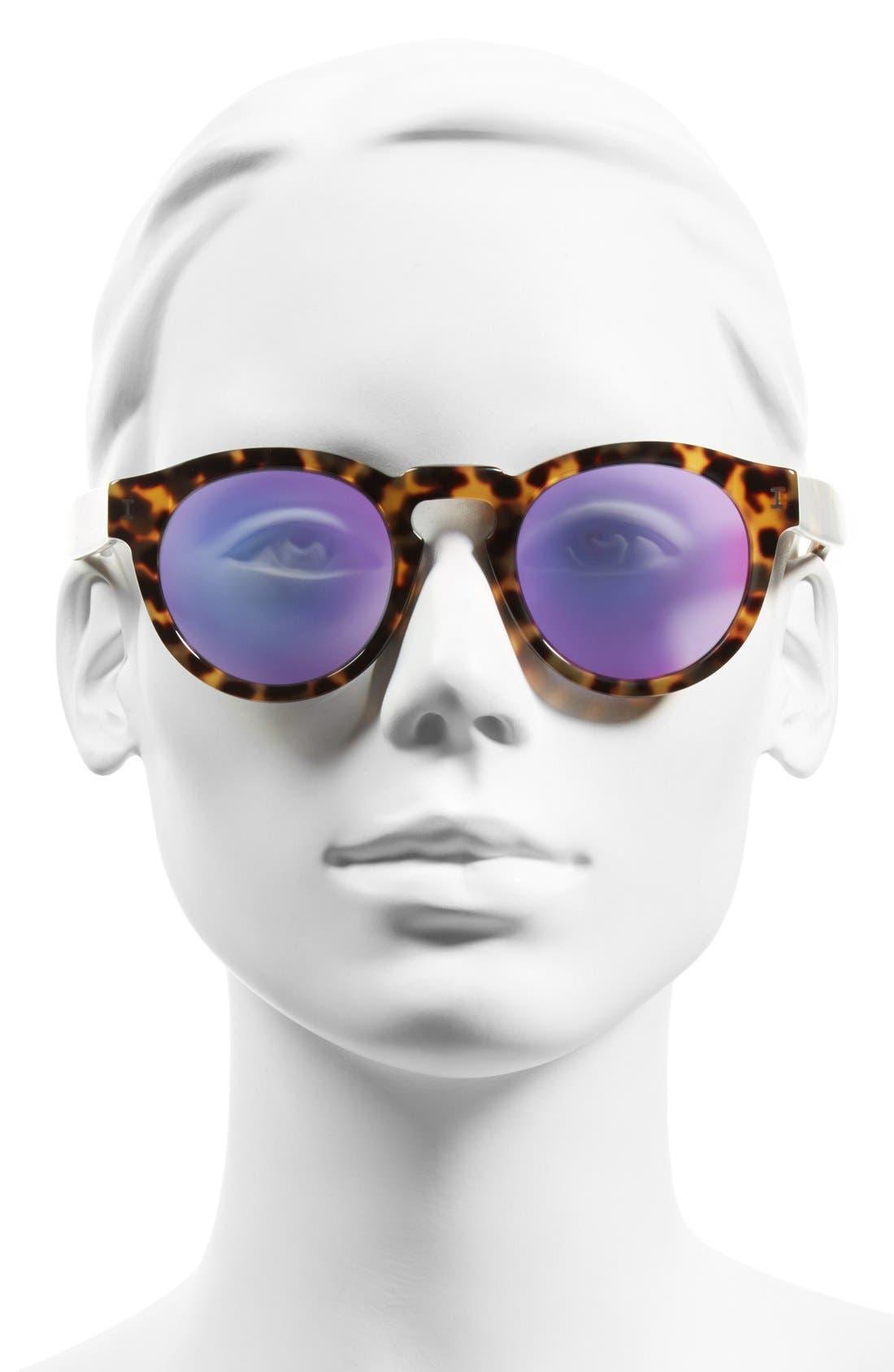 'Leonard' 47mm Sunglasses,                             Alternate thumbnail 115, color,
