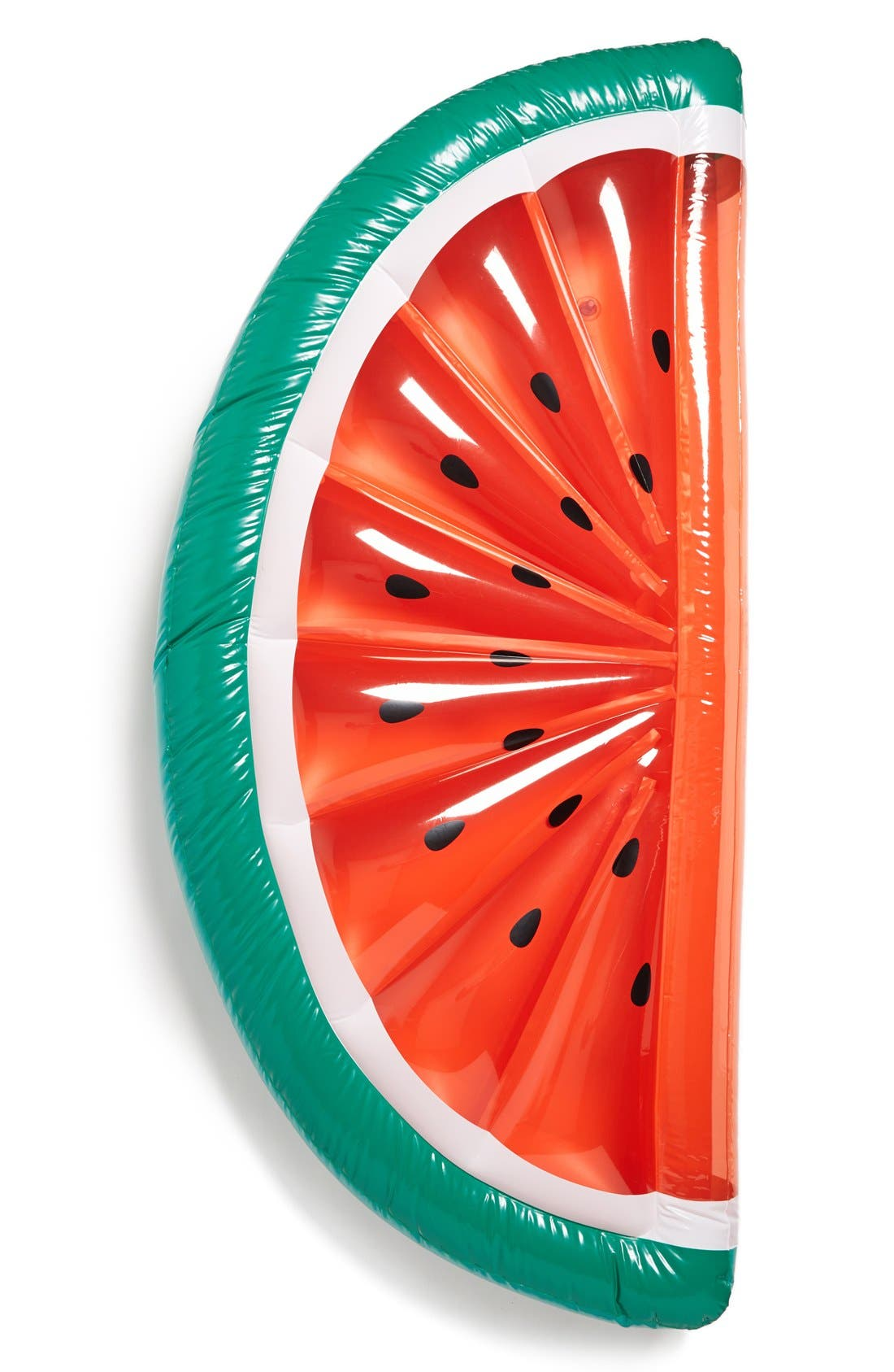 'Really Big' Inflatable Watermelon Pool Float,                             Main thumbnail 1, color,
