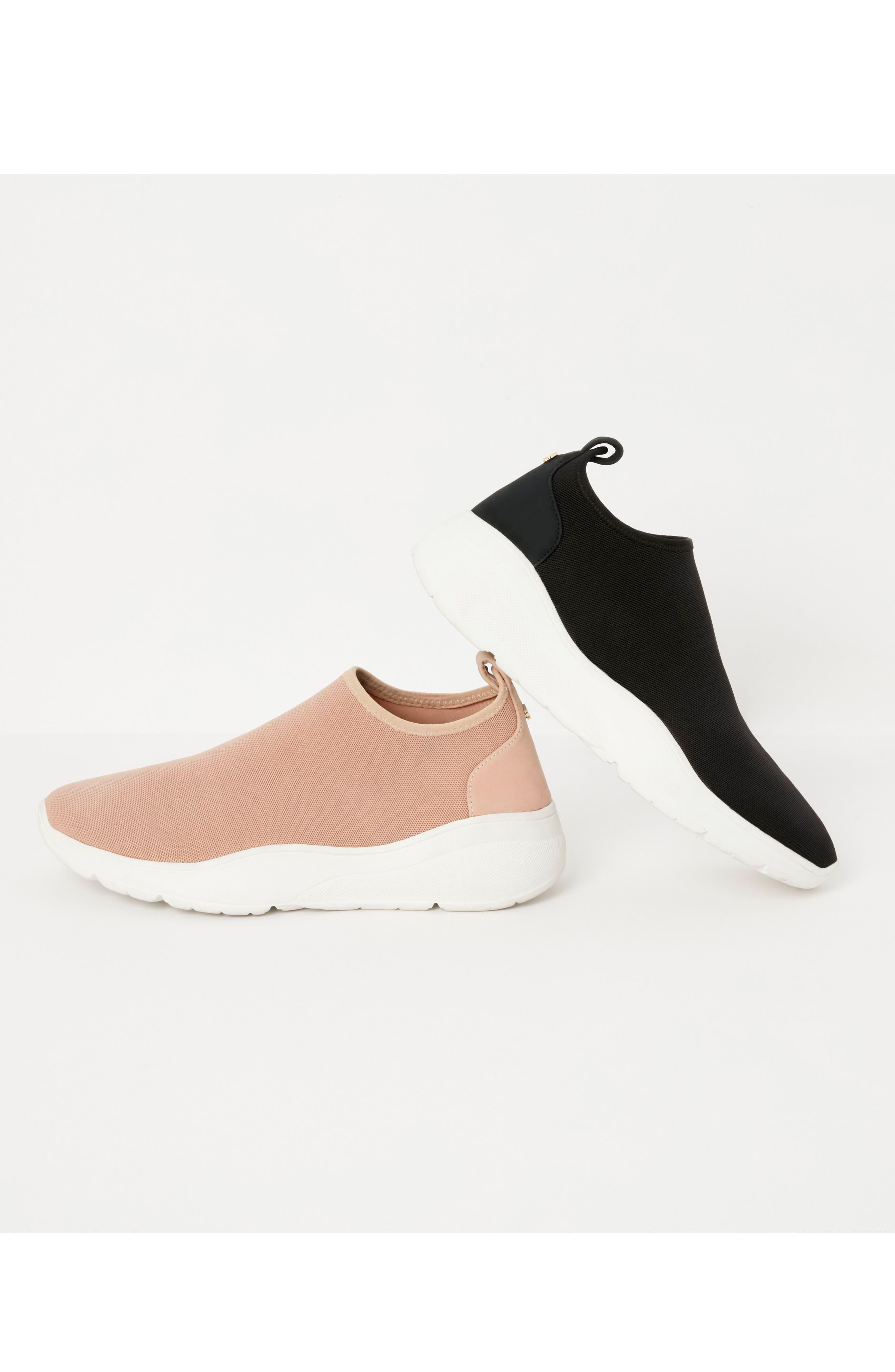 KATE SPADE NEW YORK,                             bradlee slip-on sneaker,                             Alternate thumbnail 7, color,                             001