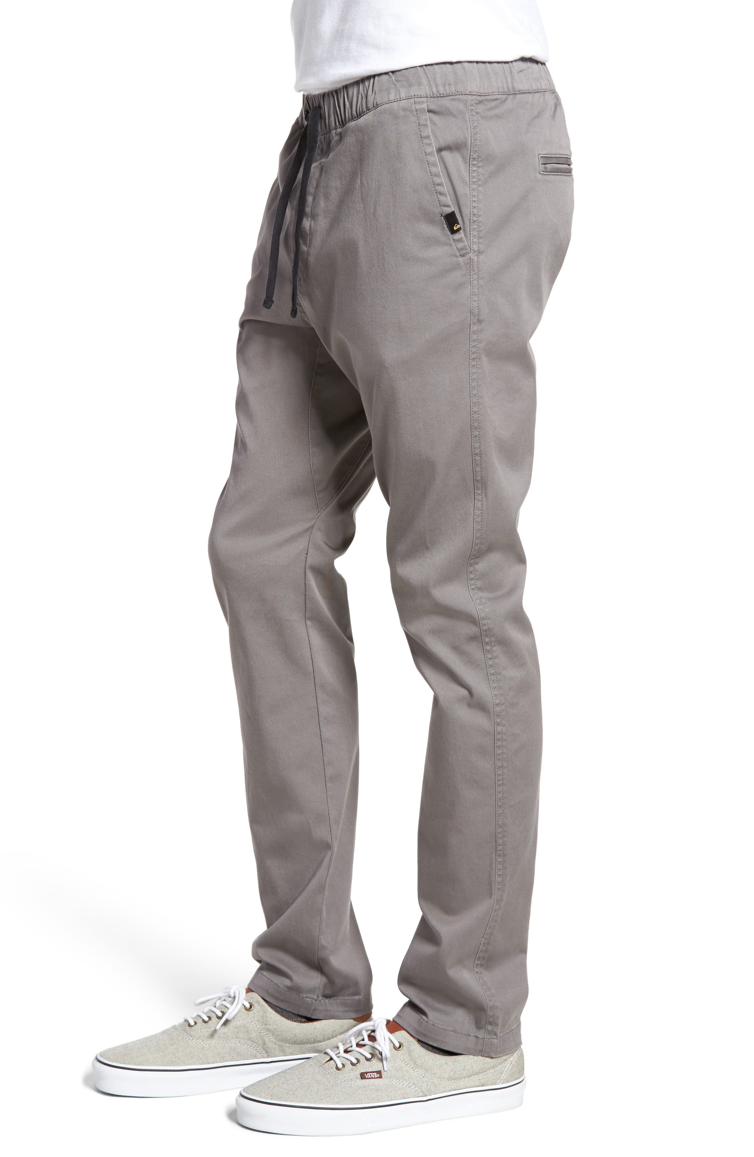 Fun Days Drawstring Chinos,                             Alternate thumbnail 5, color,