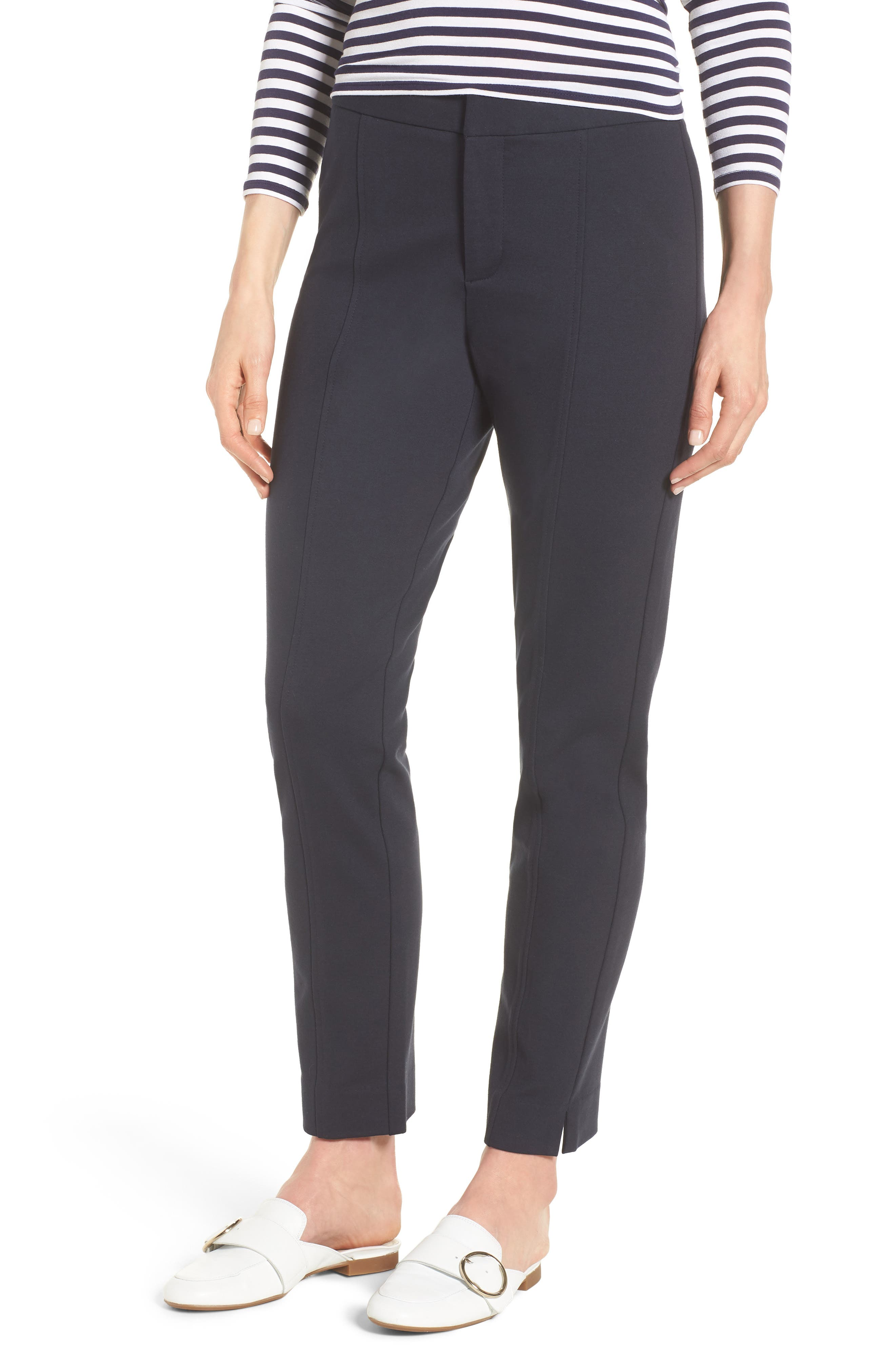 Betty Stretch Ankle Pants, Main, color, 412