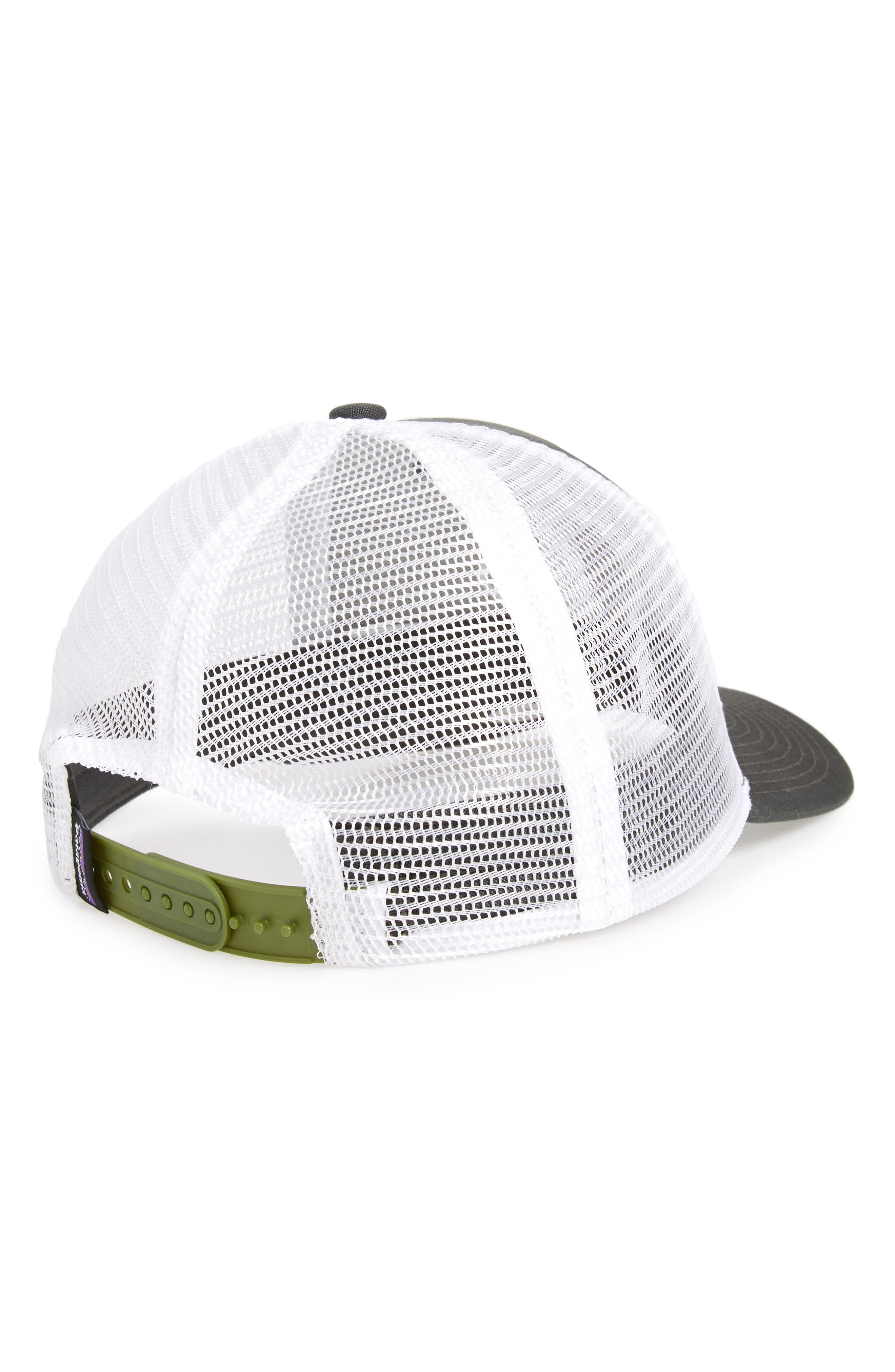 Fitz Roy Hex Trucker Cap,                             Alternate thumbnail 2, color,                             020