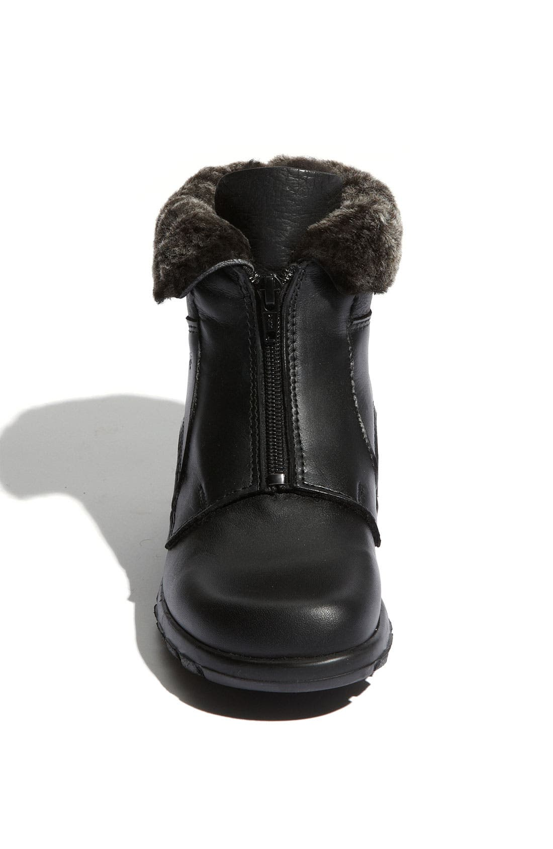 MARTINO,                             'Puppy' Waterproof Boot,                             Alternate thumbnail 3, color,                             001