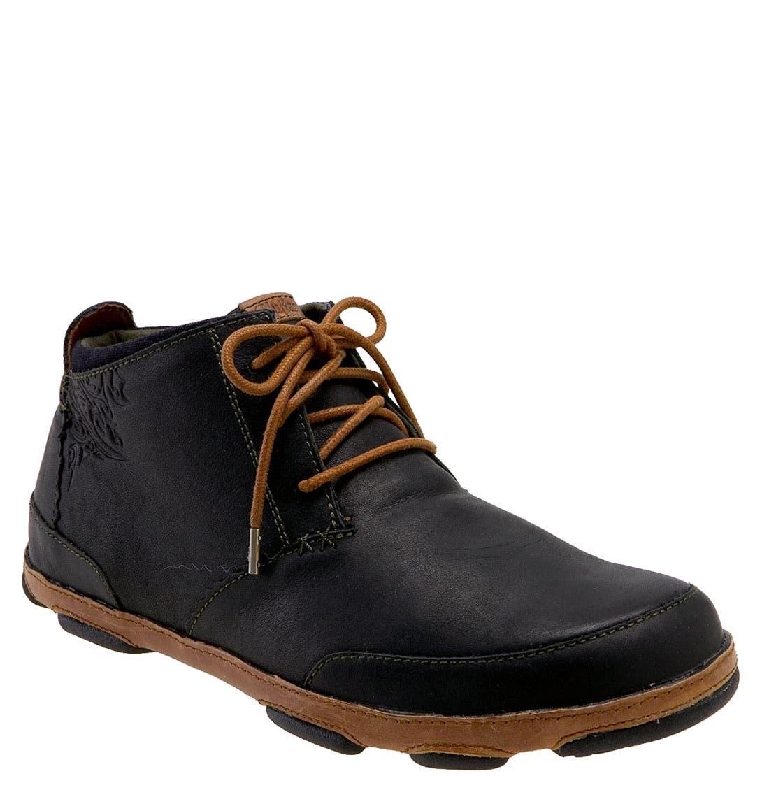 OLUKAI 'Kamuela' Ankle Boot, Main, color, 001