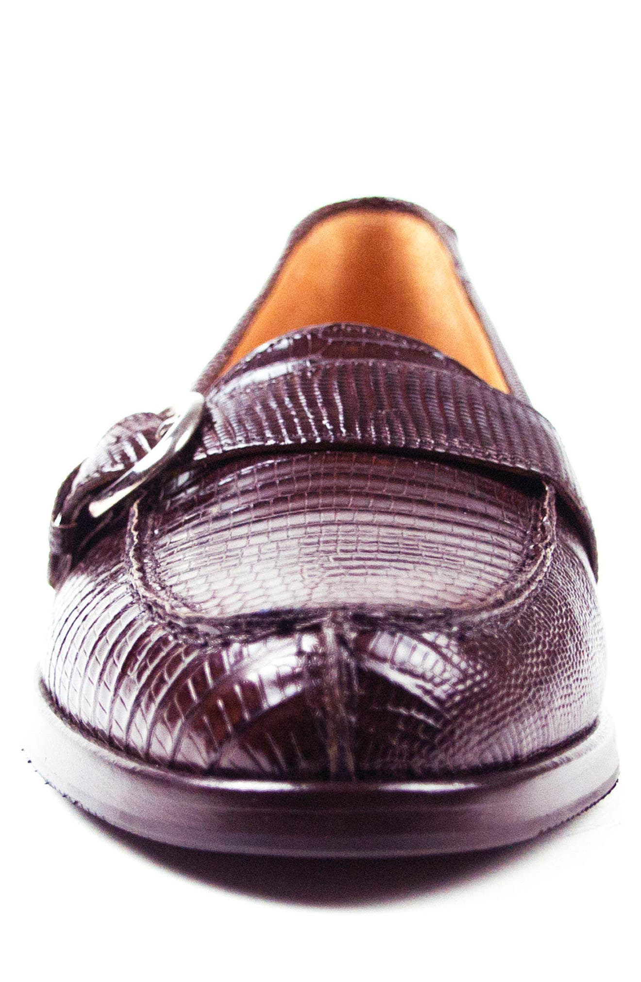 Orlando Teju Ostrich Loafer,                             Alternate thumbnail 8, color,