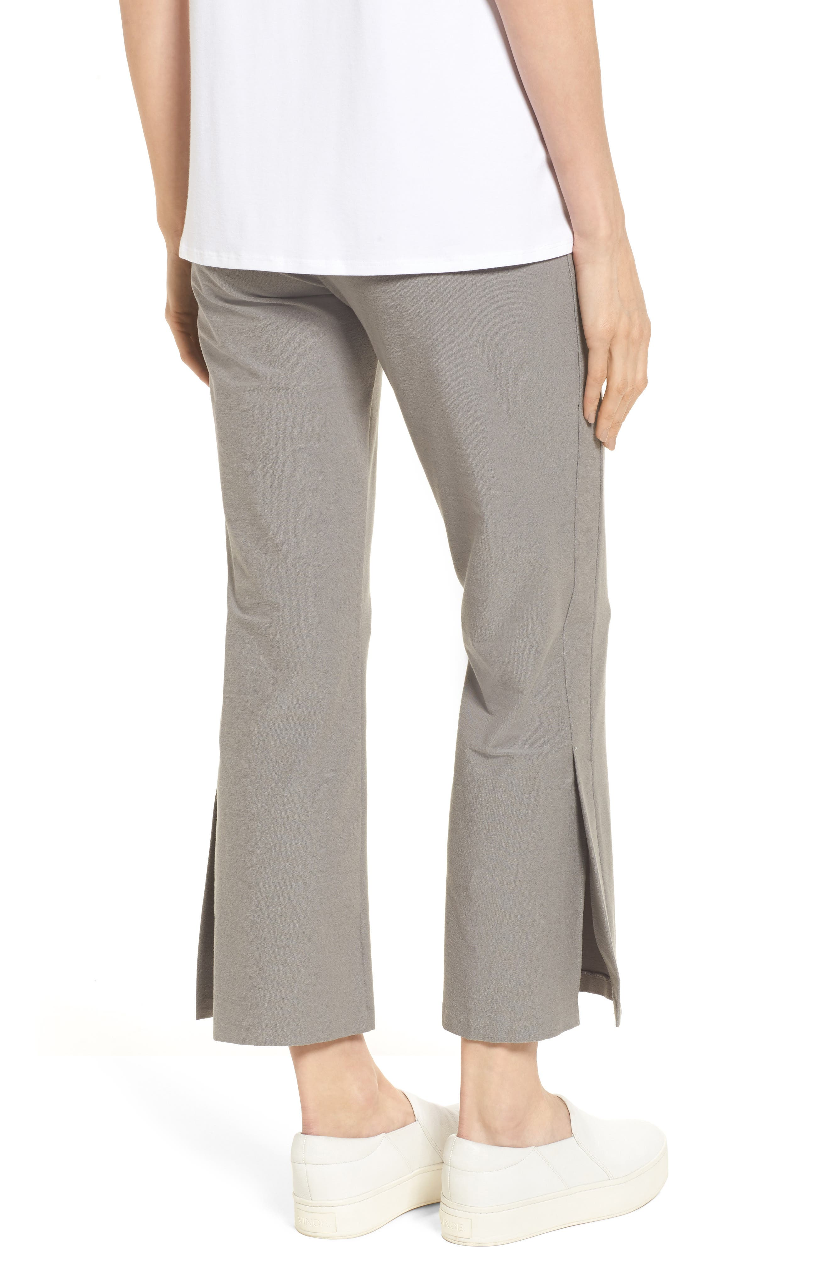 Bootcut Crop Pants,                             Alternate thumbnail 8, color,