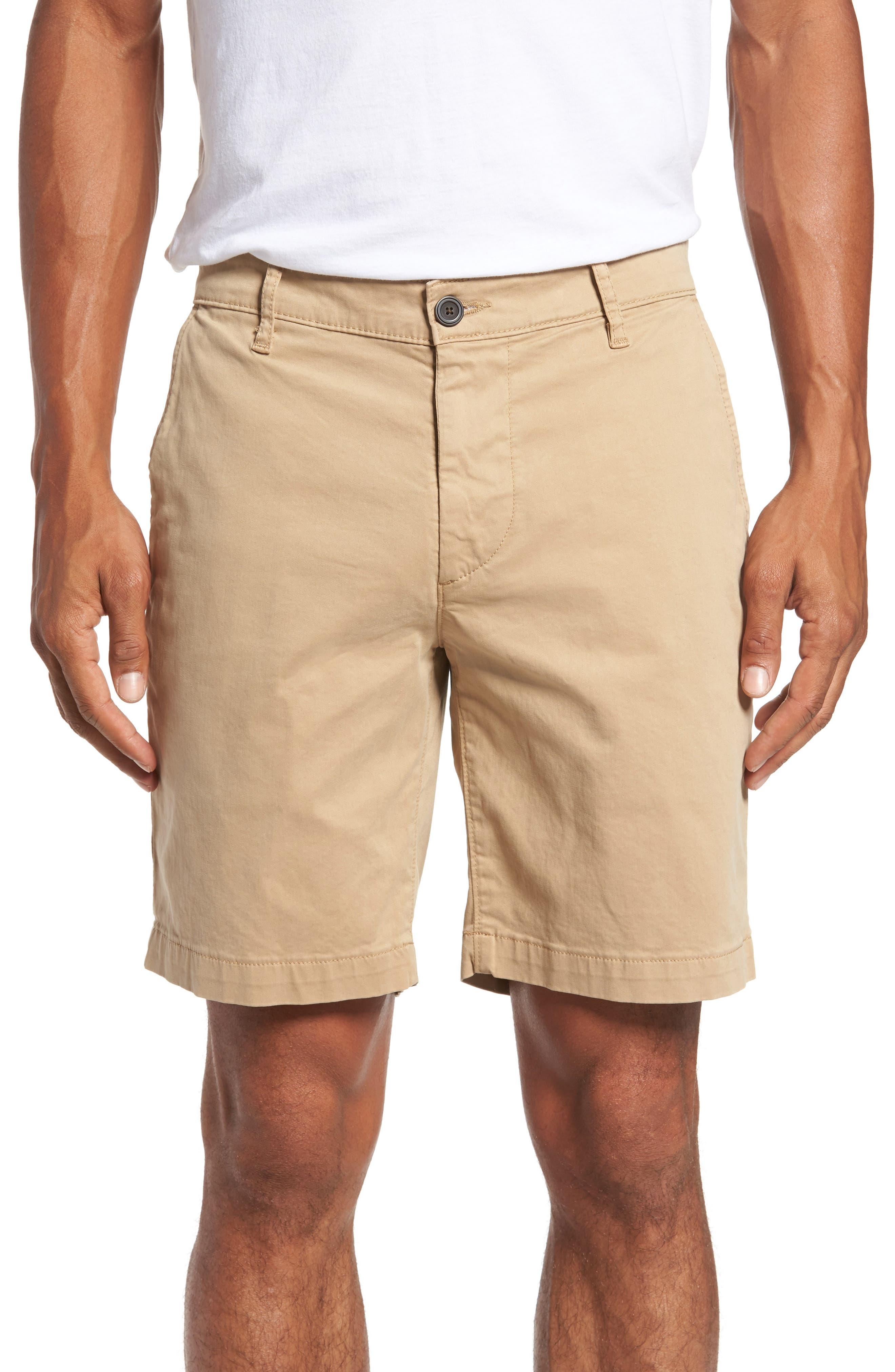 Wanderer Modern Slim Fit Shorts,                         Main,                         color, 244
