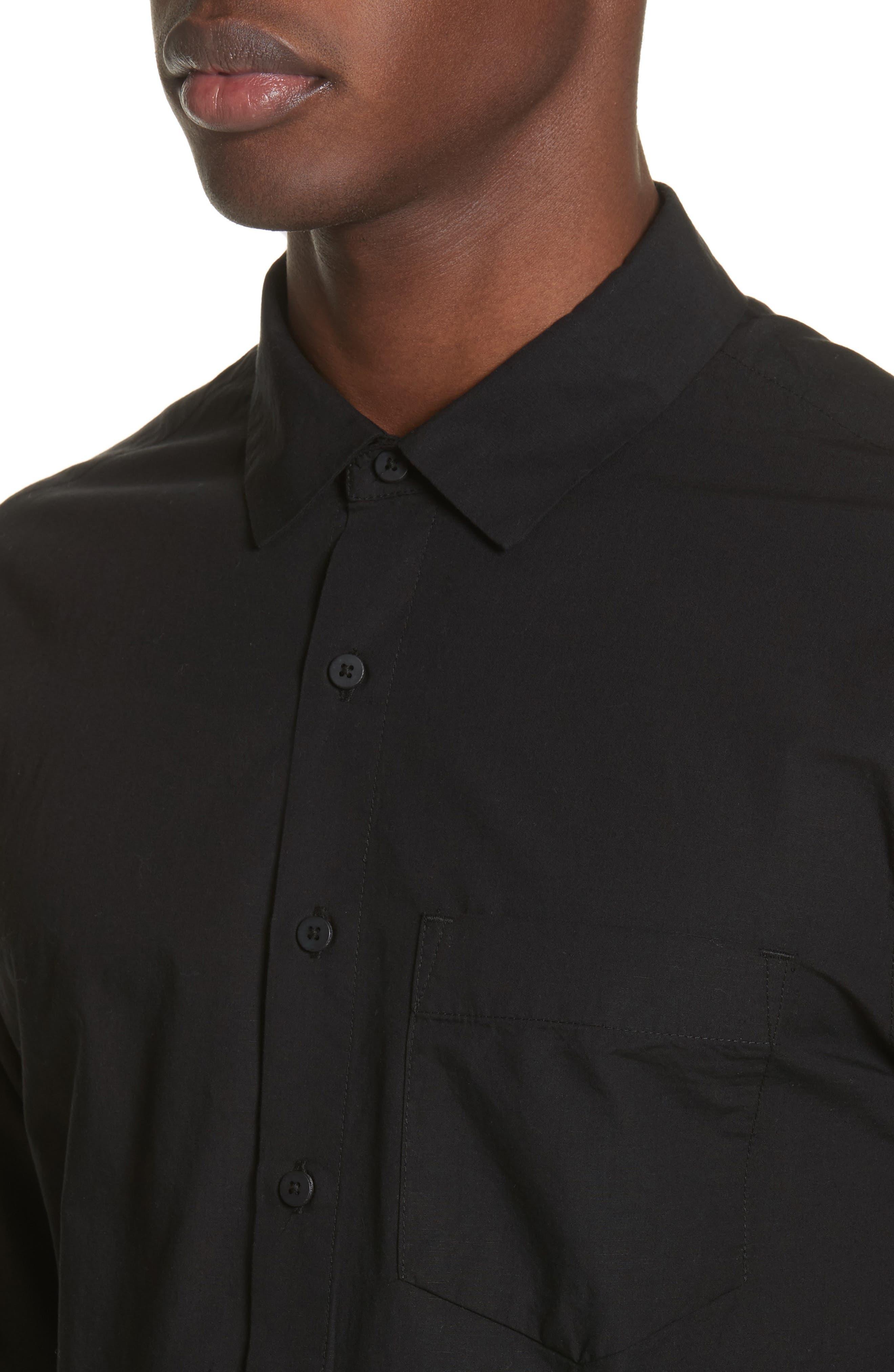 Officer Shirt,                             Alternate thumbnail 4, color,                             001
