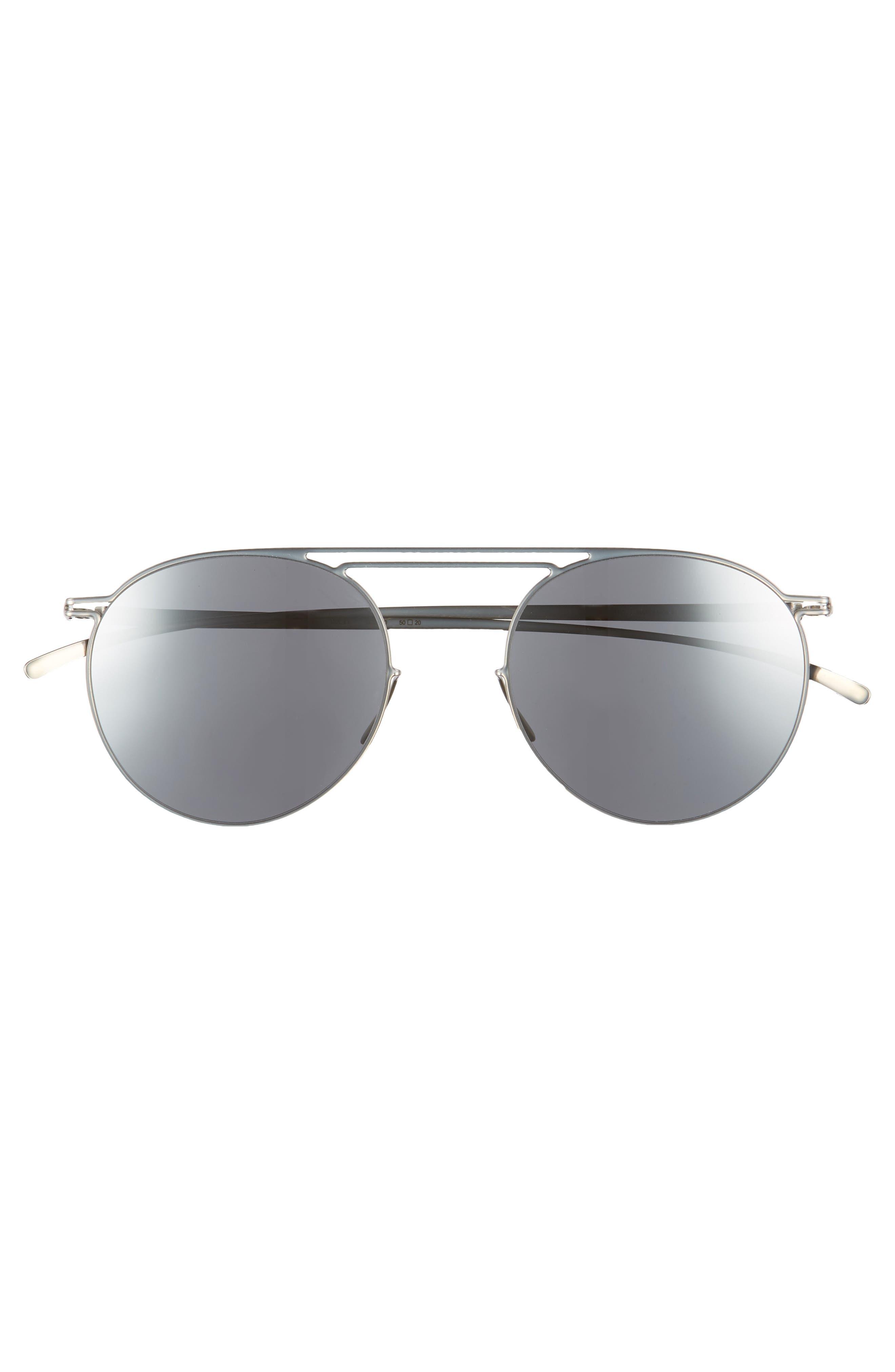 MMESSE009 50mm Sunglasses,                             Alternate thumbnail 4, color,