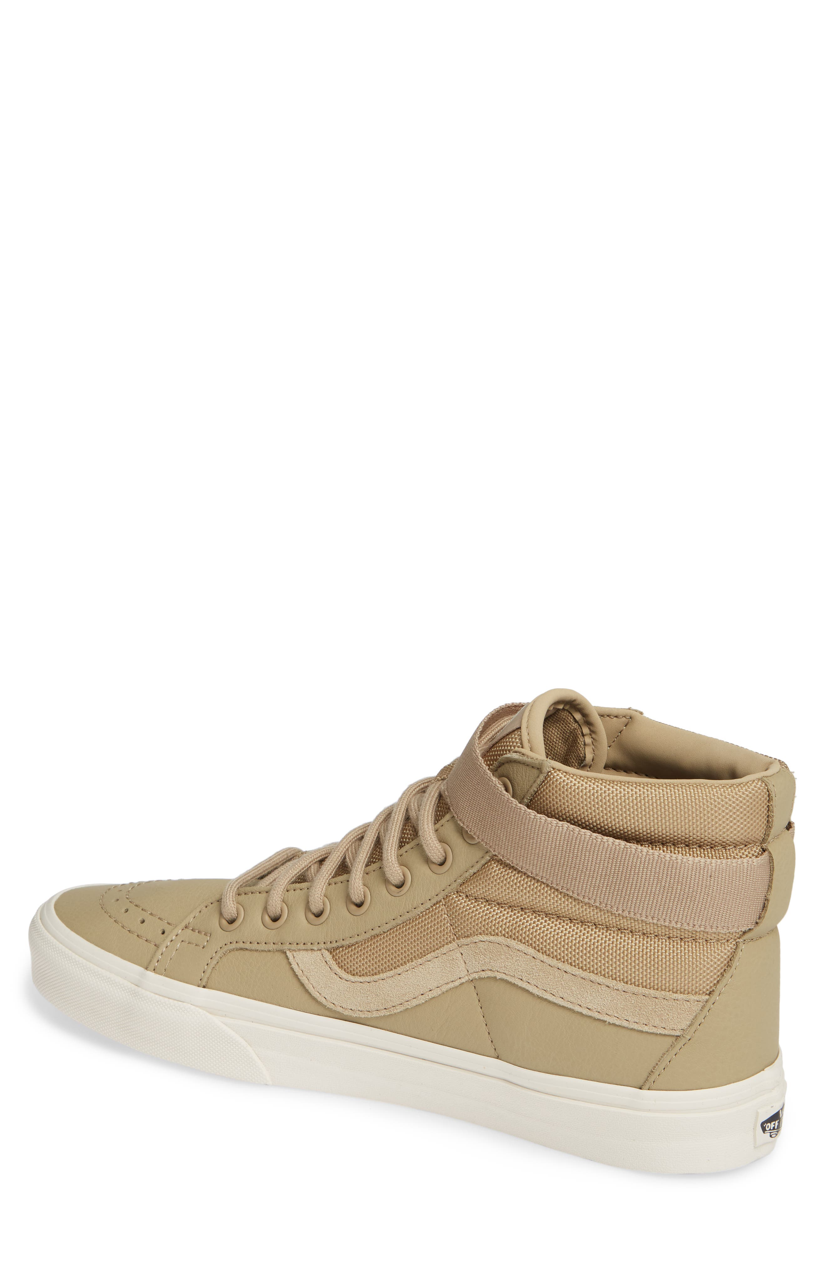 VANS,                             Sk8-Hi Reissue Strap Sneaker,                             Alternate thumbnail 2, color,                             260