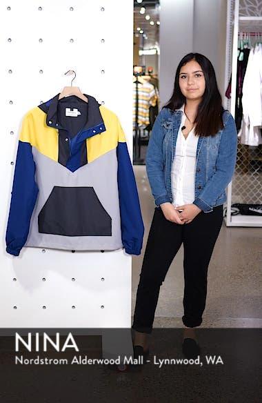 Half-Zip Pullover Hooded Jacket, sales video thumbnail