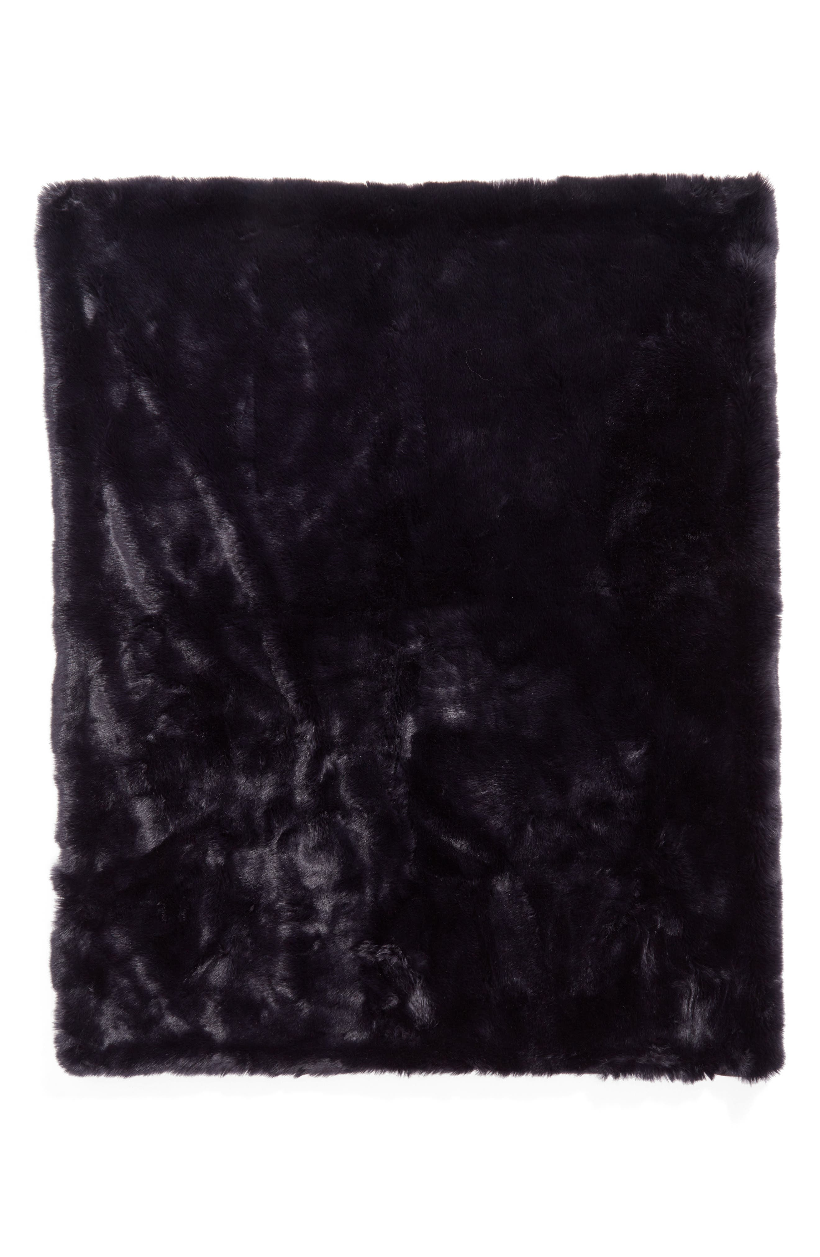 Cuddle Up Faux Fur Throw Blanket,                             Main thumbnail 15, color,