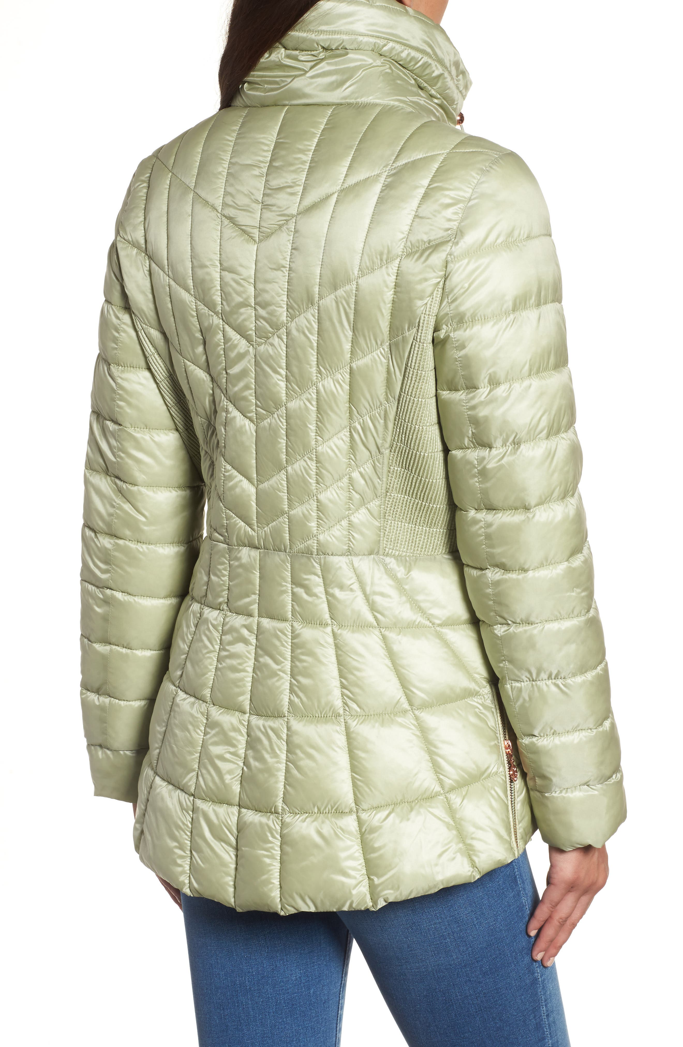 Thermoplume Insulated Jacket,                             Alternate thumbnail 8, color,
