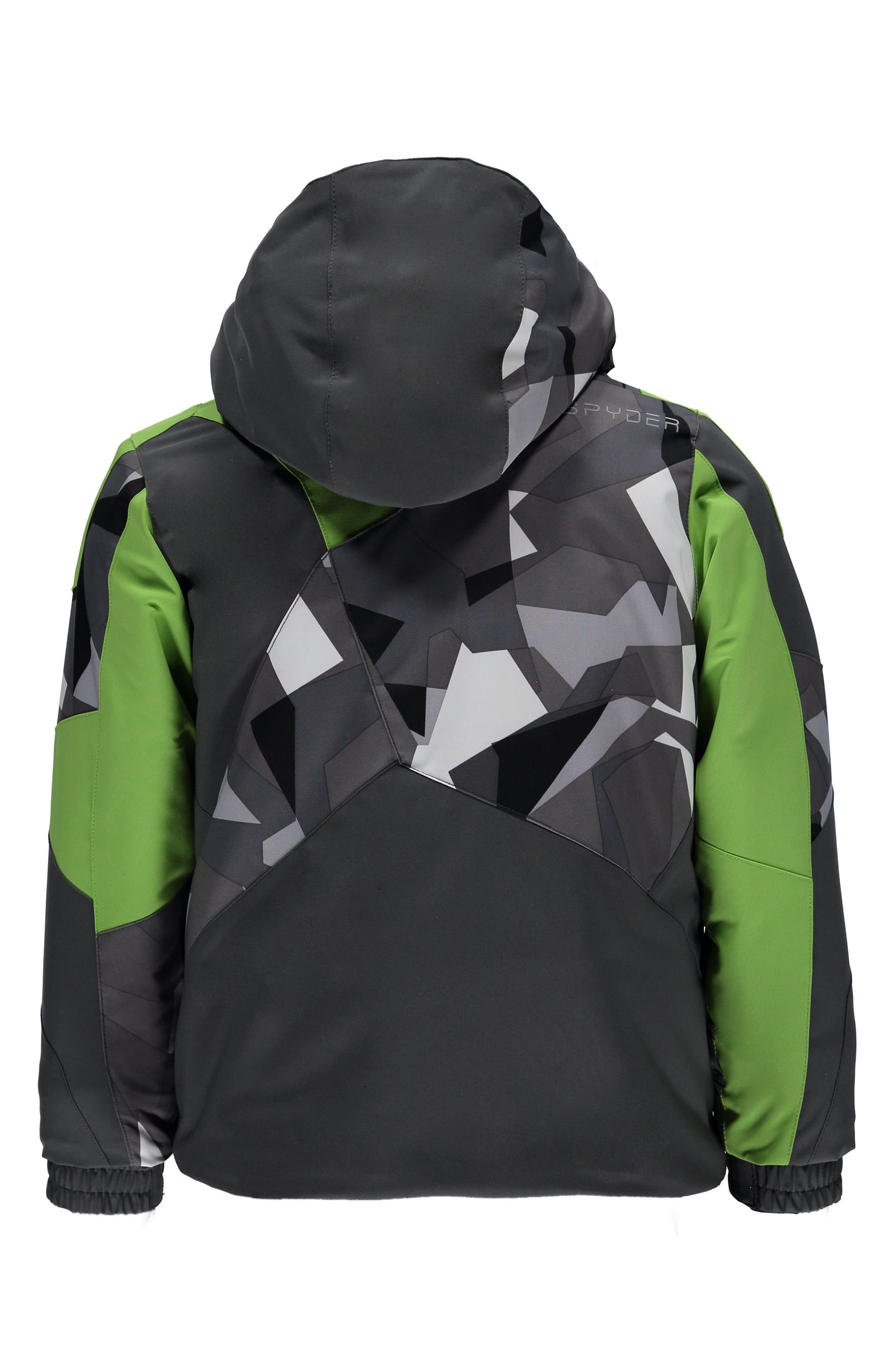 Mini Leader Insulated Jacket,                         Main,                         color, 069