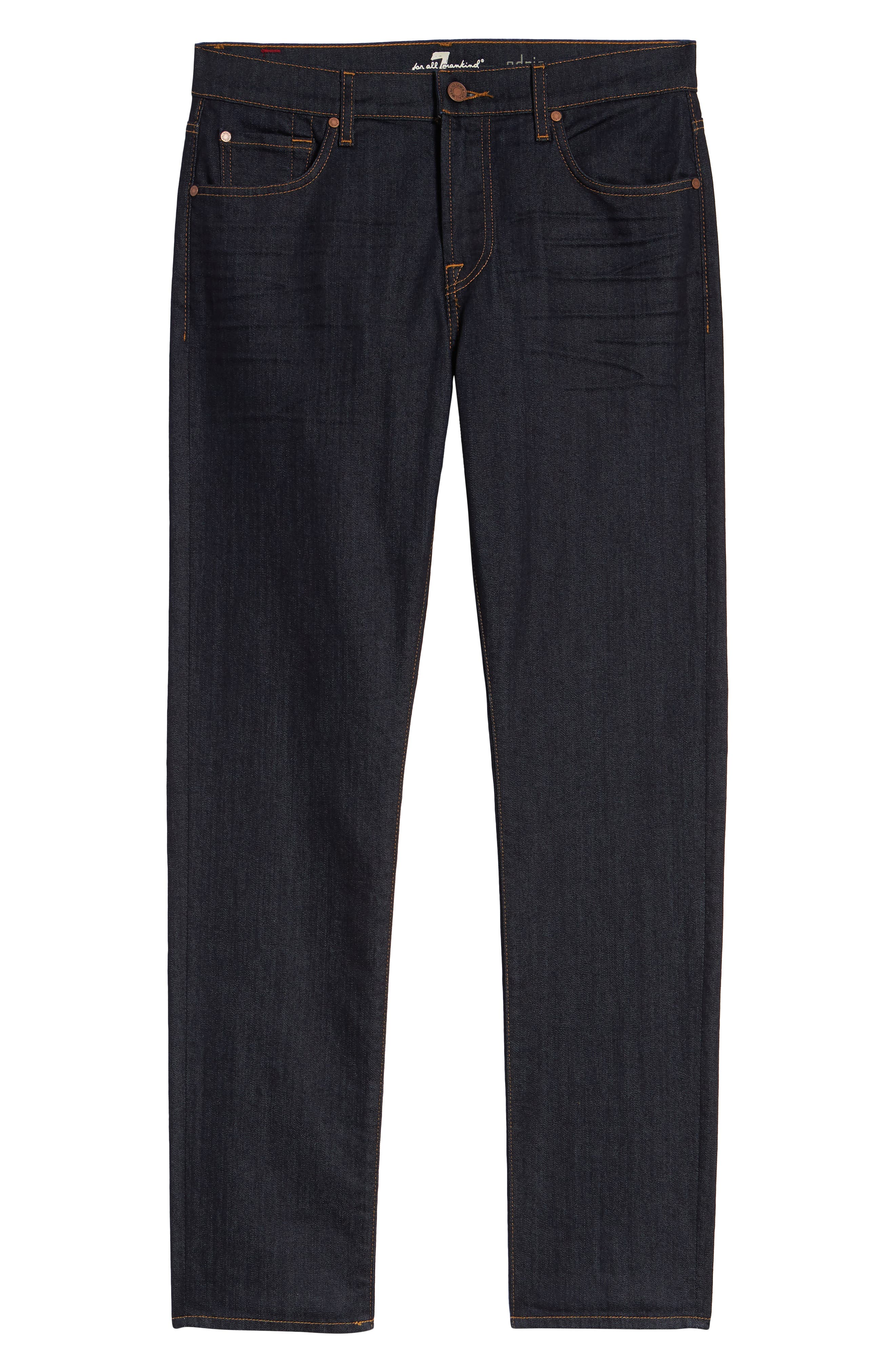 Adrien Slim Fit Jeans,                             Alternate thumbnail 6, color,                             404