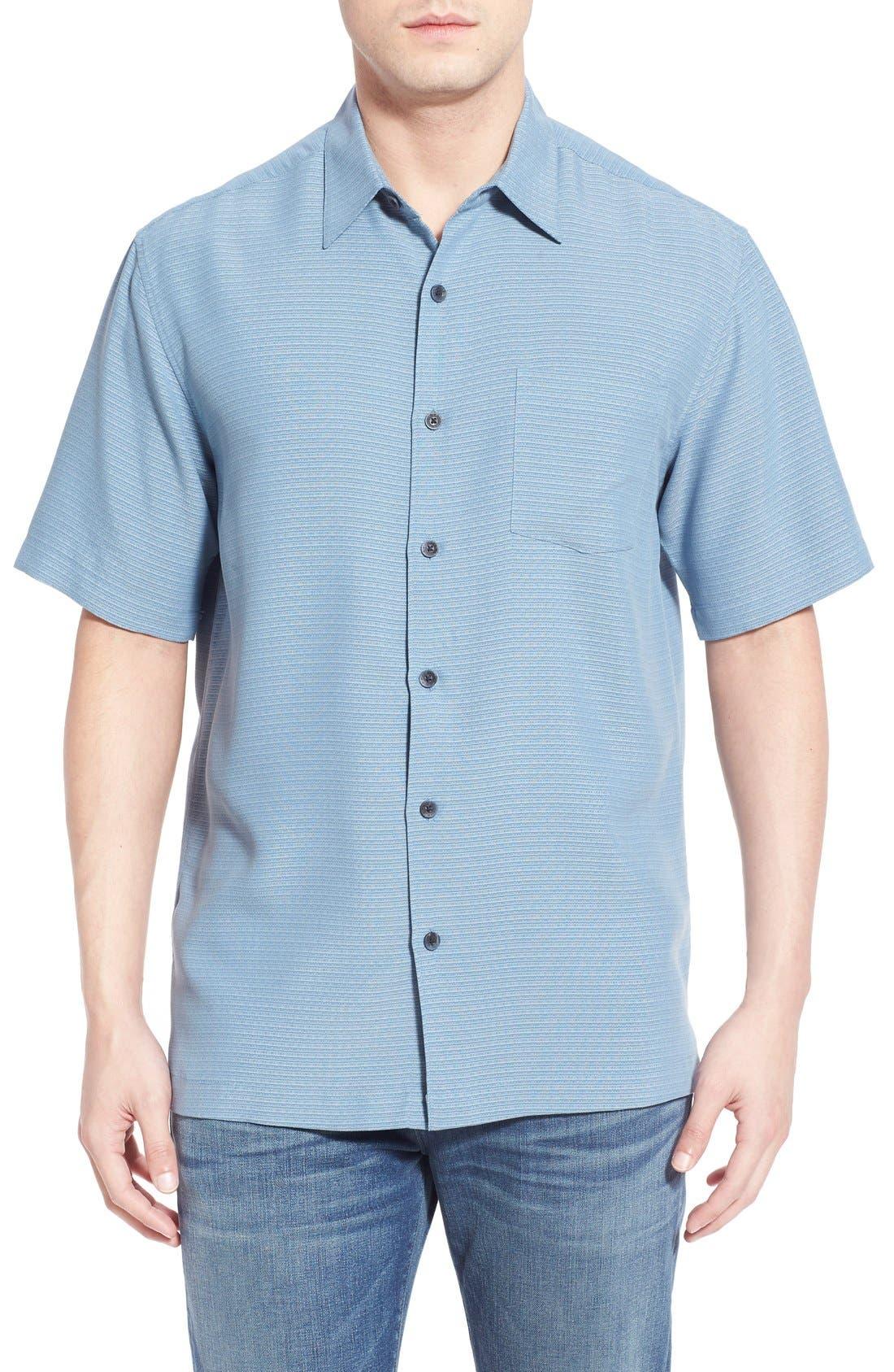 'Wind N Sea' Regular Fit Sport Shirt,                             Main thumbnail 6, color,