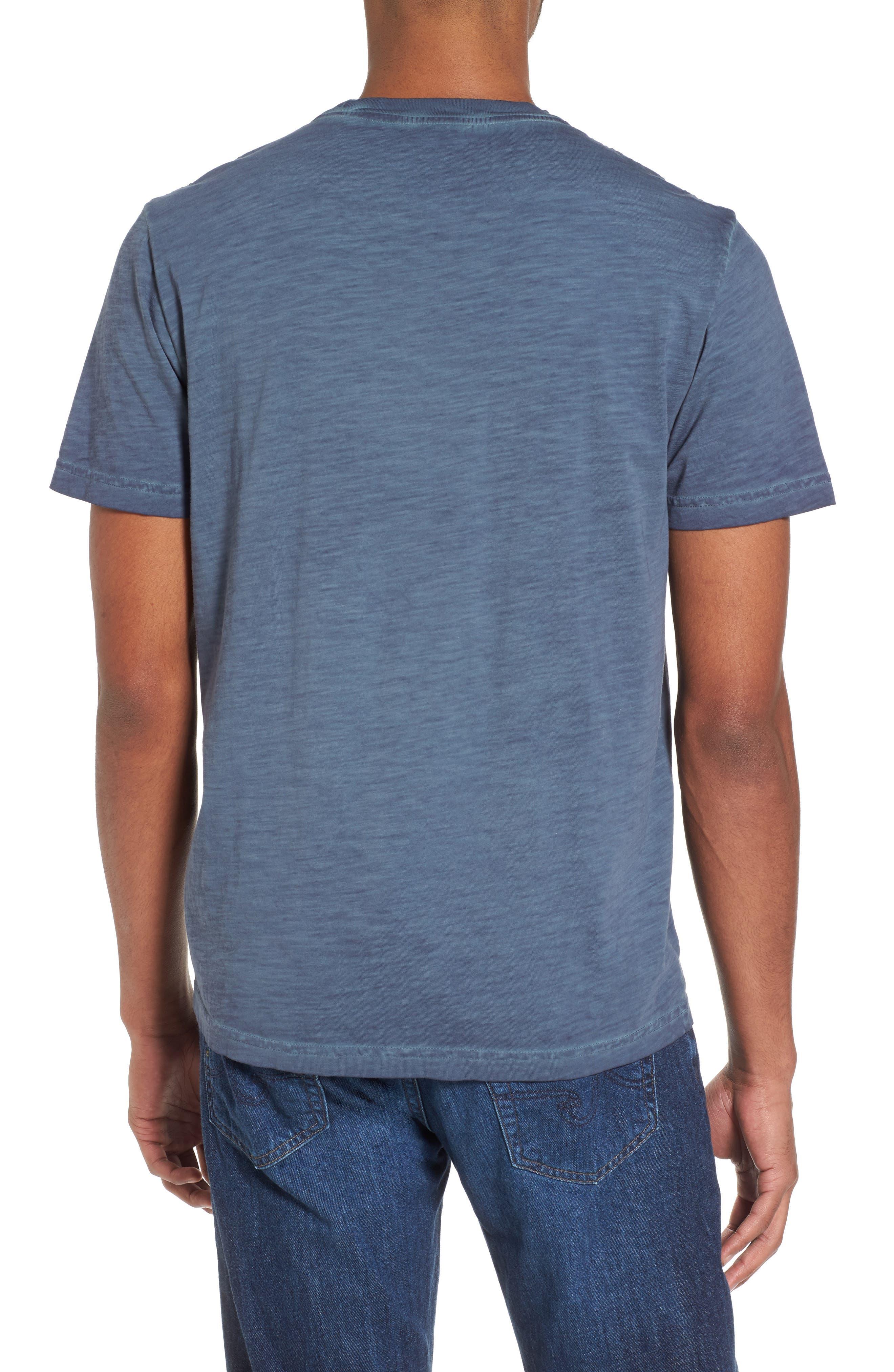 Sunwash Pocket T-Shirt,                             Alternate thumbnail 6, color,