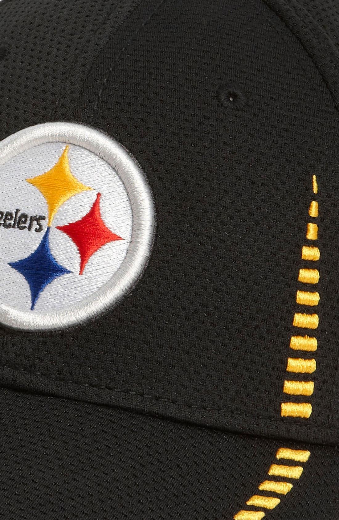 'Training Camp - Pittsburgh Steelers' Baseball Cap,                             Alternate thumbnail 3, color,                             001