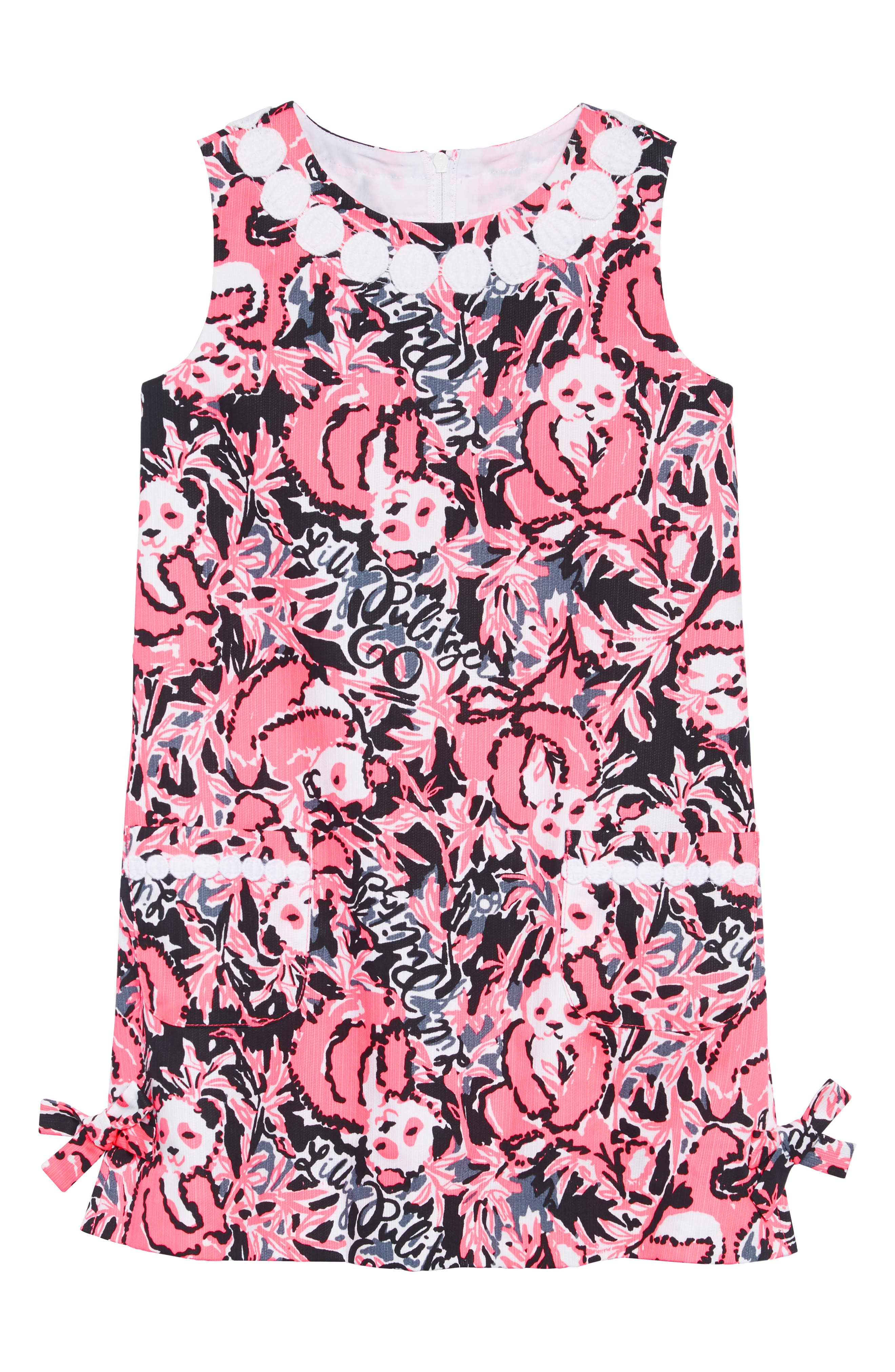 Girls Lilly Pulitzer Little Lilly Classic Shift Dress