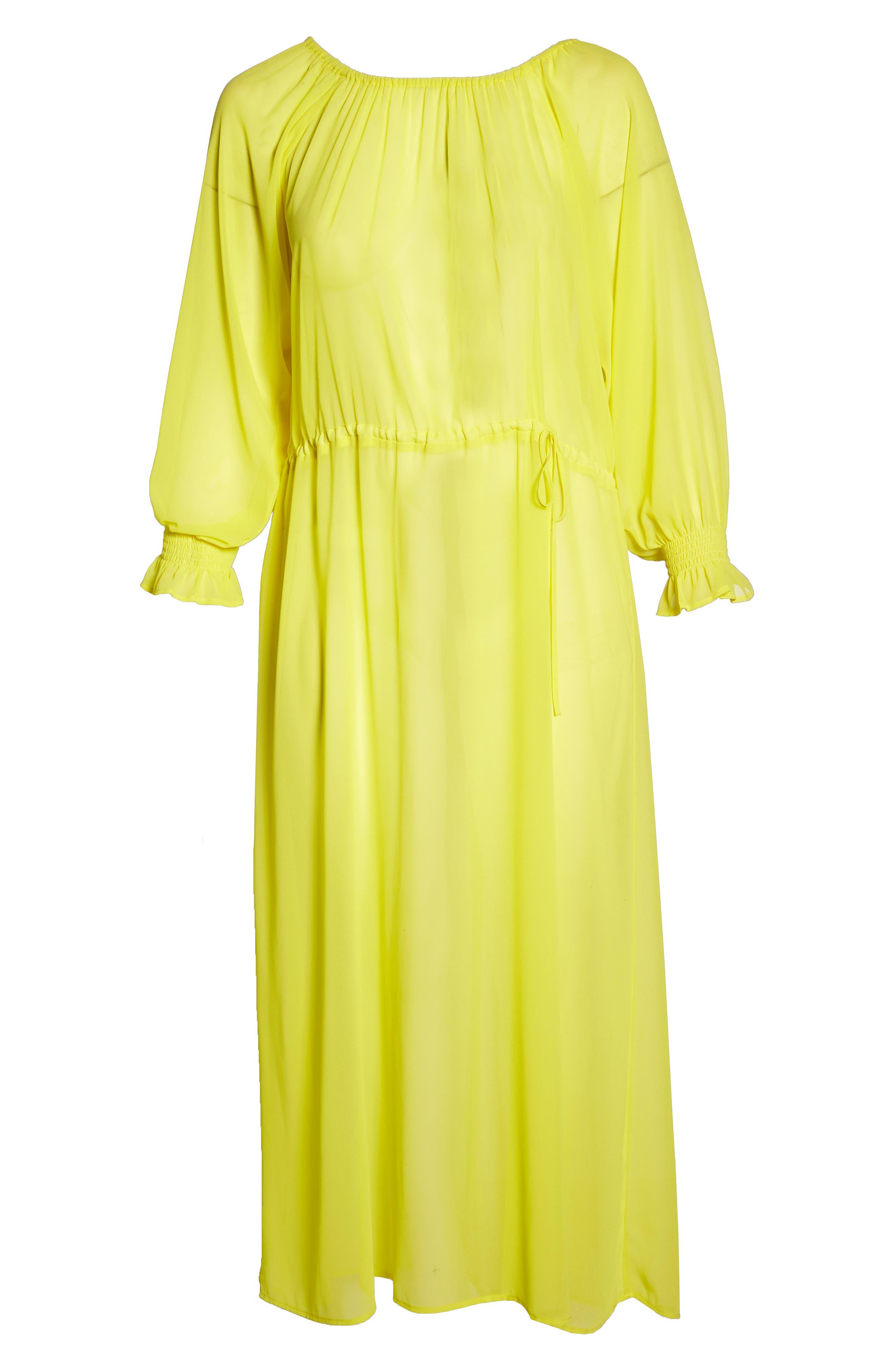The Sulphur Maxi Dress,                             Alternate thumbnail 7, color,                             702