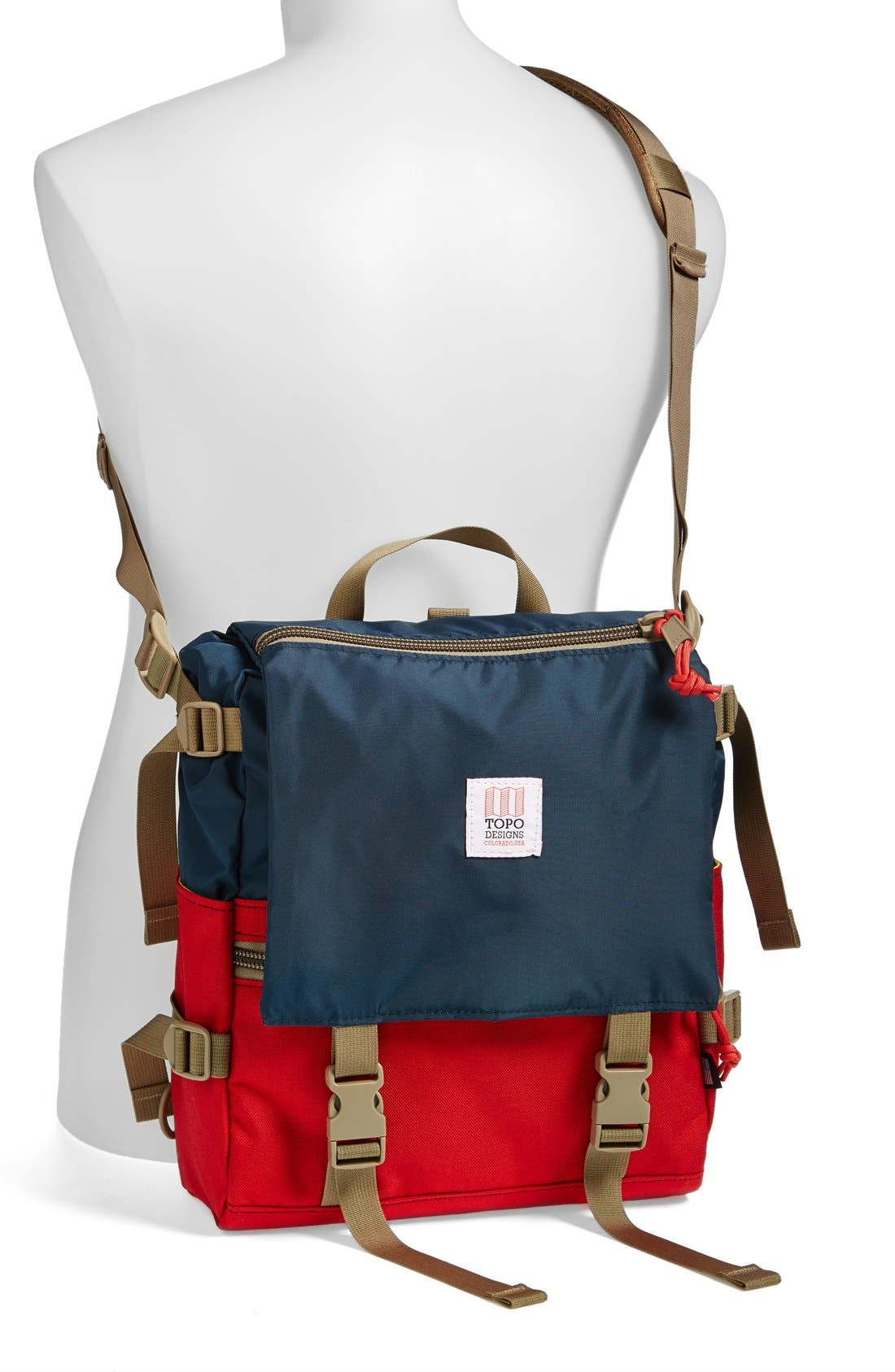 'Rover' Shoulder Bag,                             Alternate thumbnail 2, color,                             410